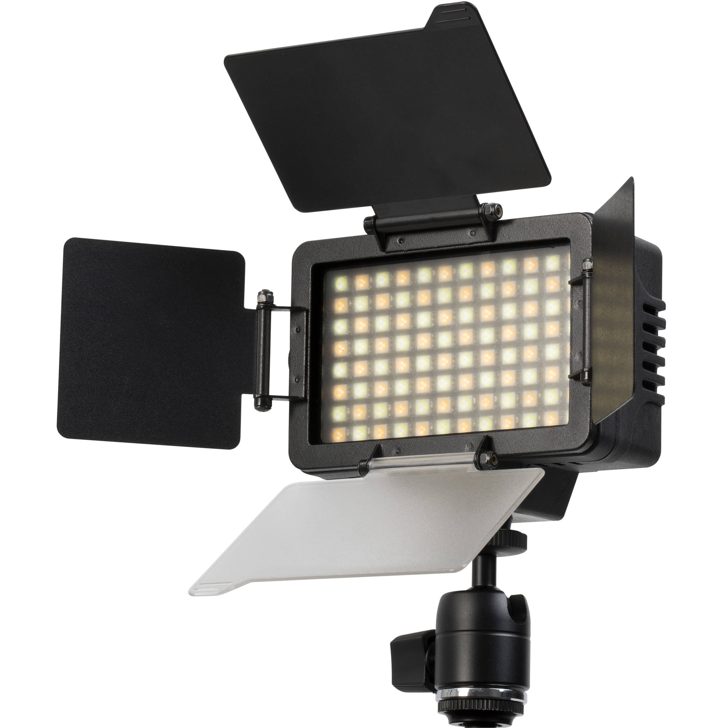 Alphatron Tristar 4 On Camera Bi Color Led Light Alp Tristar 4