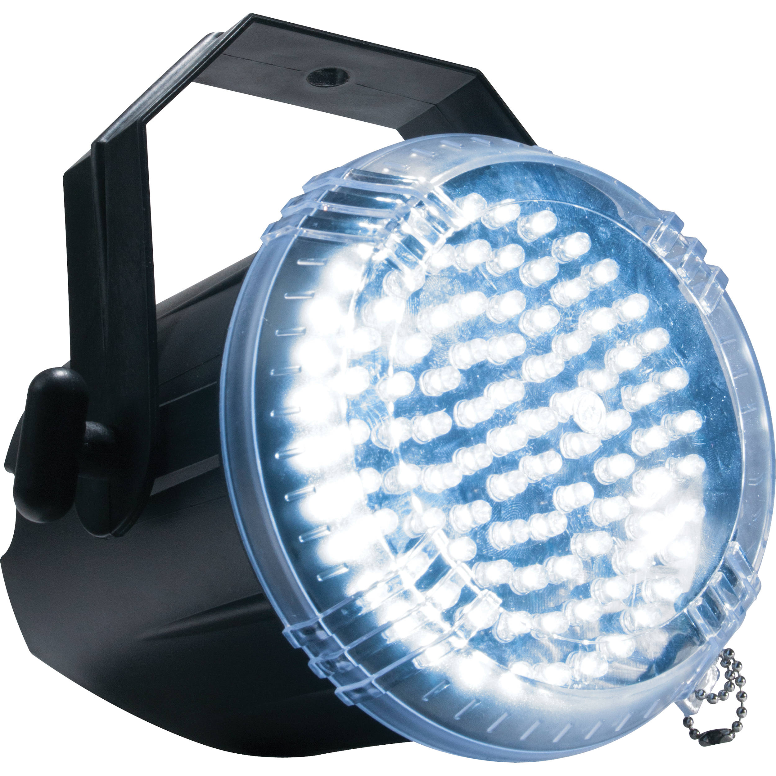 American Dj Big Shot Led Ii White Strobe Bh Also Found A Circuit That Strobes The Leds Like Police Lights