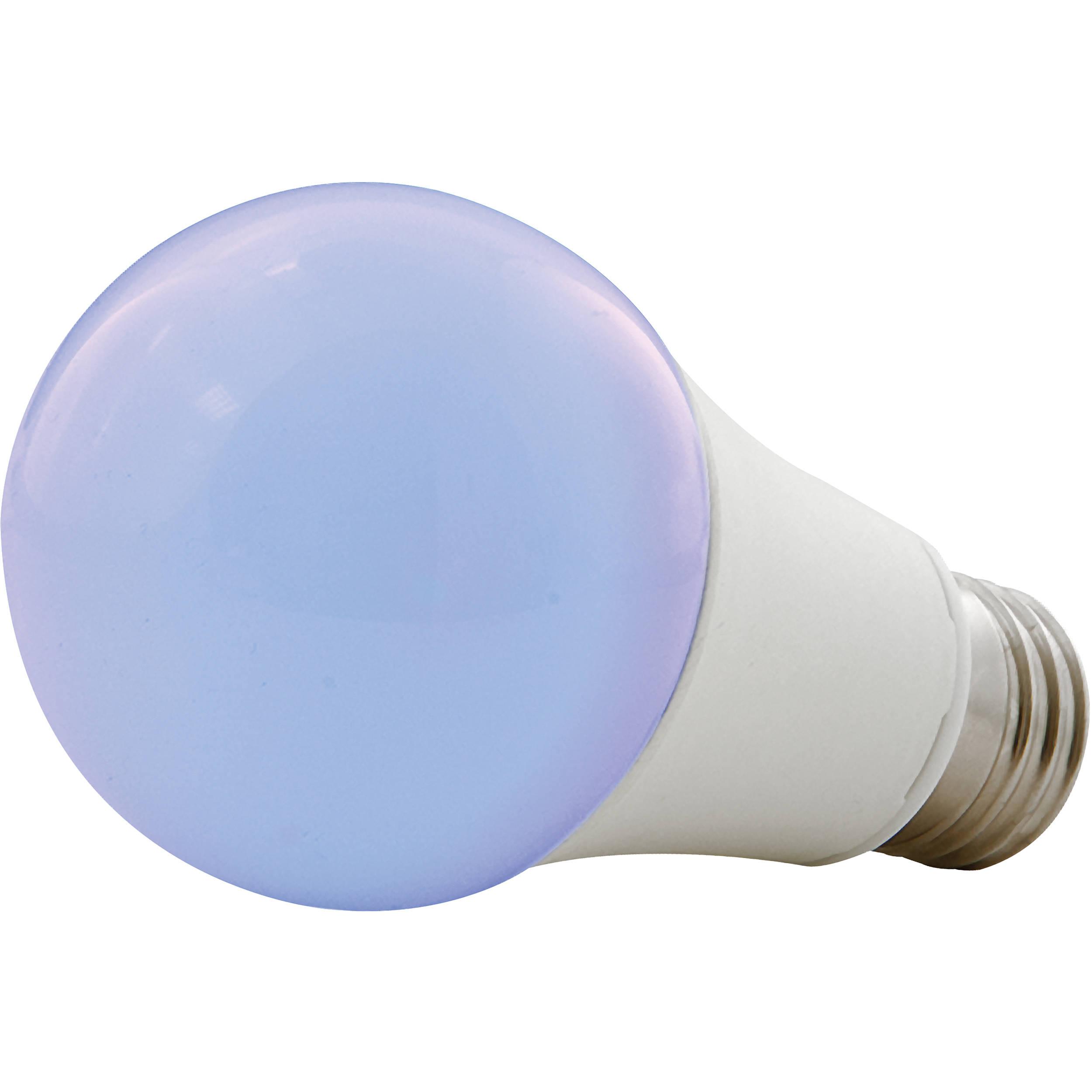 american dj blb7w ultraviolet led blacklight bulb blb7w b h. Black Bedroom Furniture Sets. Home Design Ideas