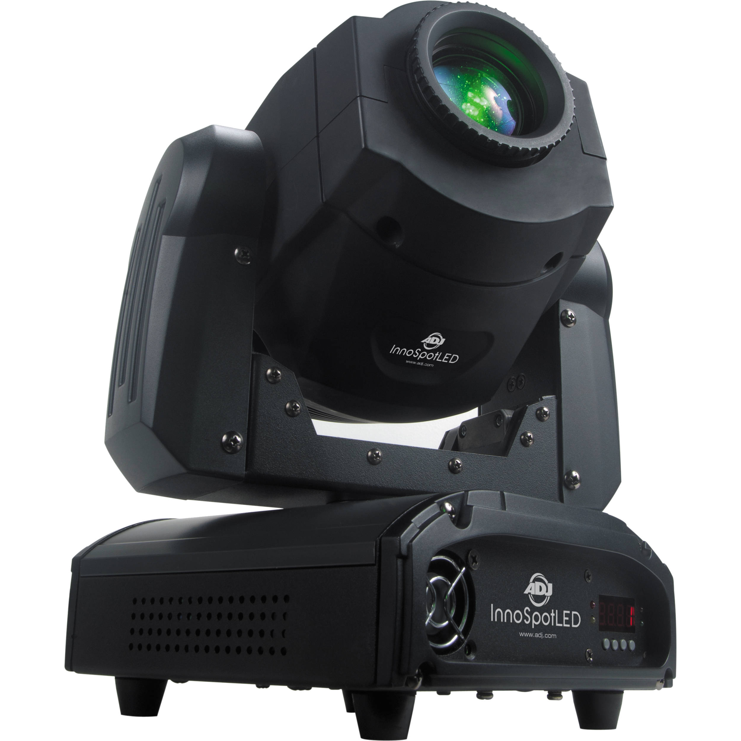 american dj inno spot led moving head fixture inno spot led b h. Black Bedroom Furniture Sets. Home Design Ideas