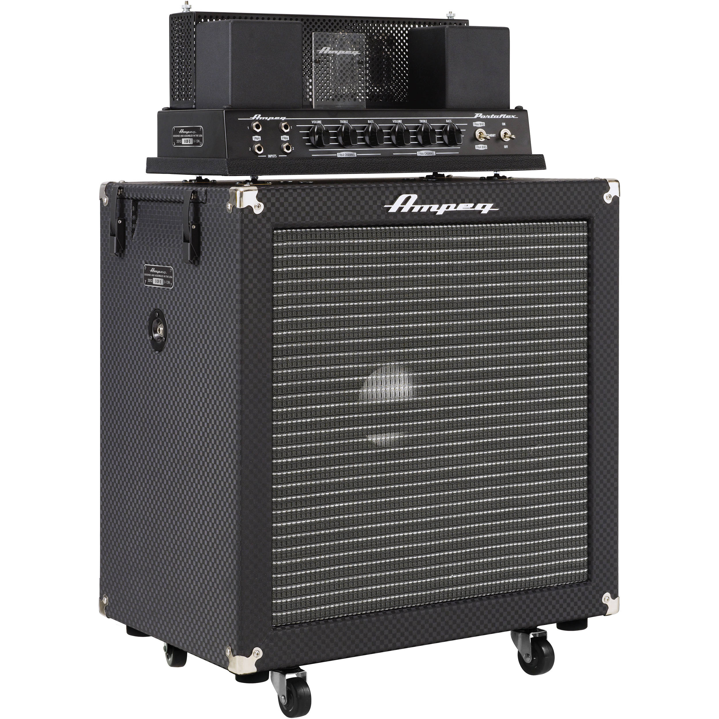 Ampeg Heritage B 15 All Tube Bass Amplifier Hb 15n Bh Photo Preamplifier Rectifier Circuit Board Srppin Integrated Circuits