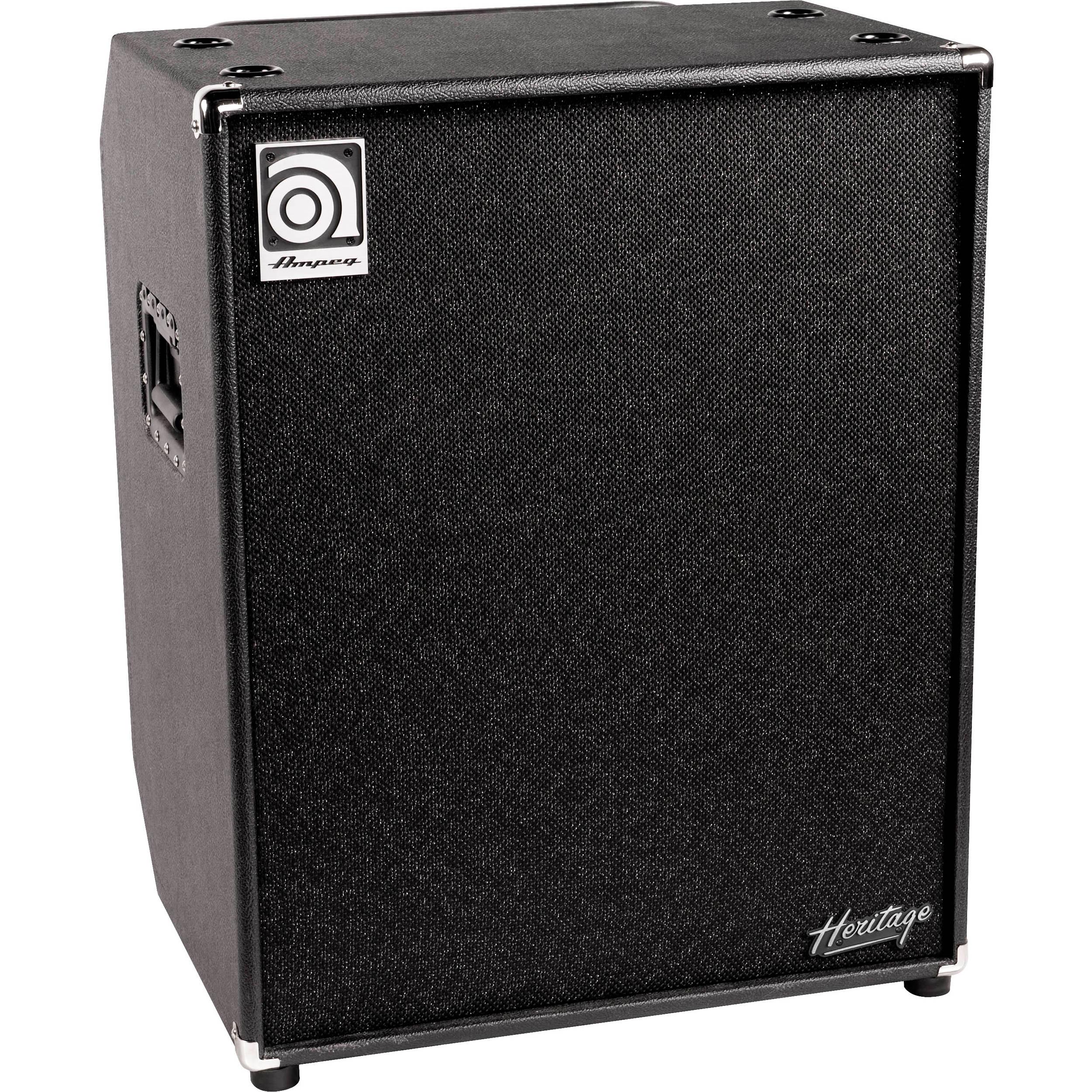 ampeg svt 410hlf 4x10 500w bass cabinet svt 410hlf b h photo