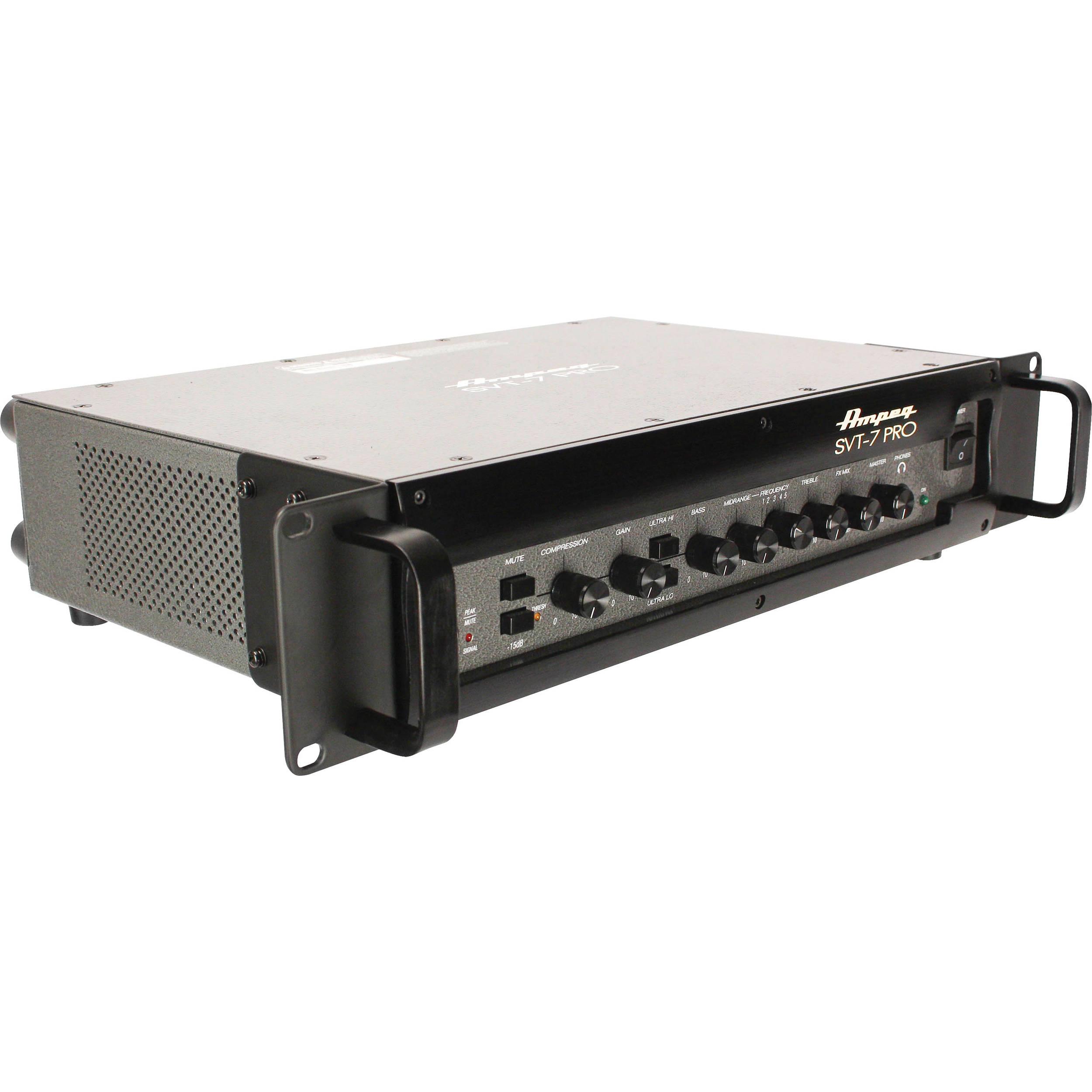 Ampeg SVT Pro 1000W HeadTube P