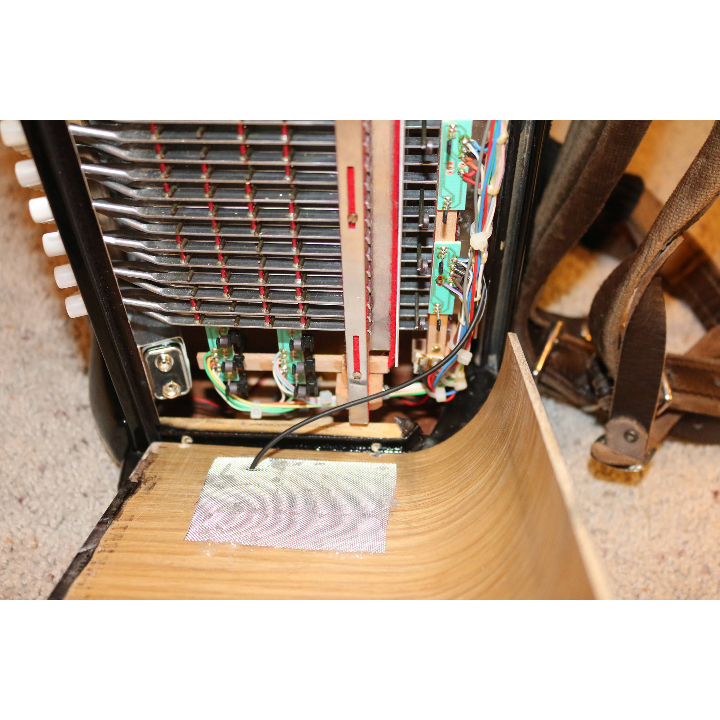 AMT ACCL Single Internal Left-Hand Wired Accordion ACCL B&H
