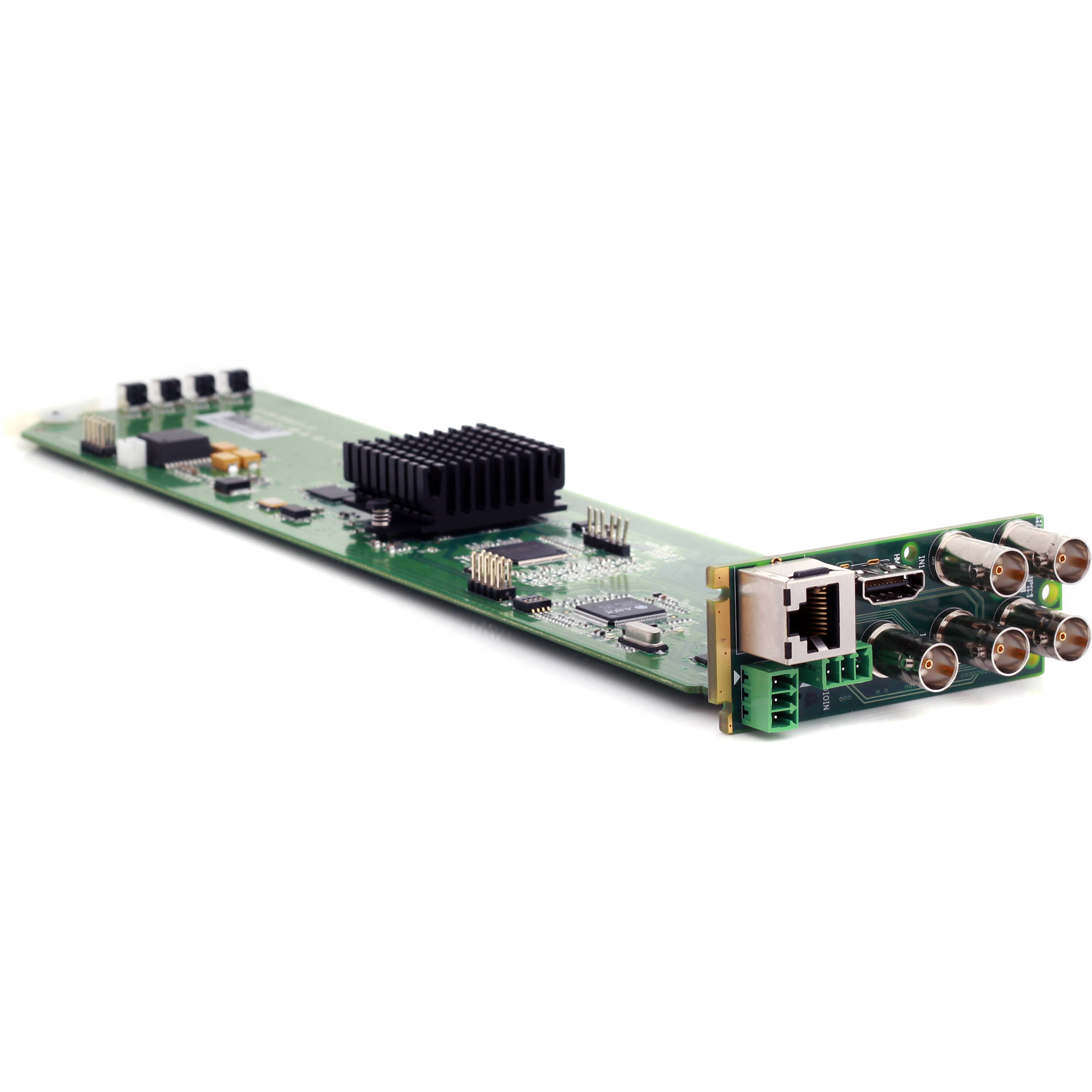 Apantac Simple Compact Video Quad Splitter Card OG-MICROQ-SET-1