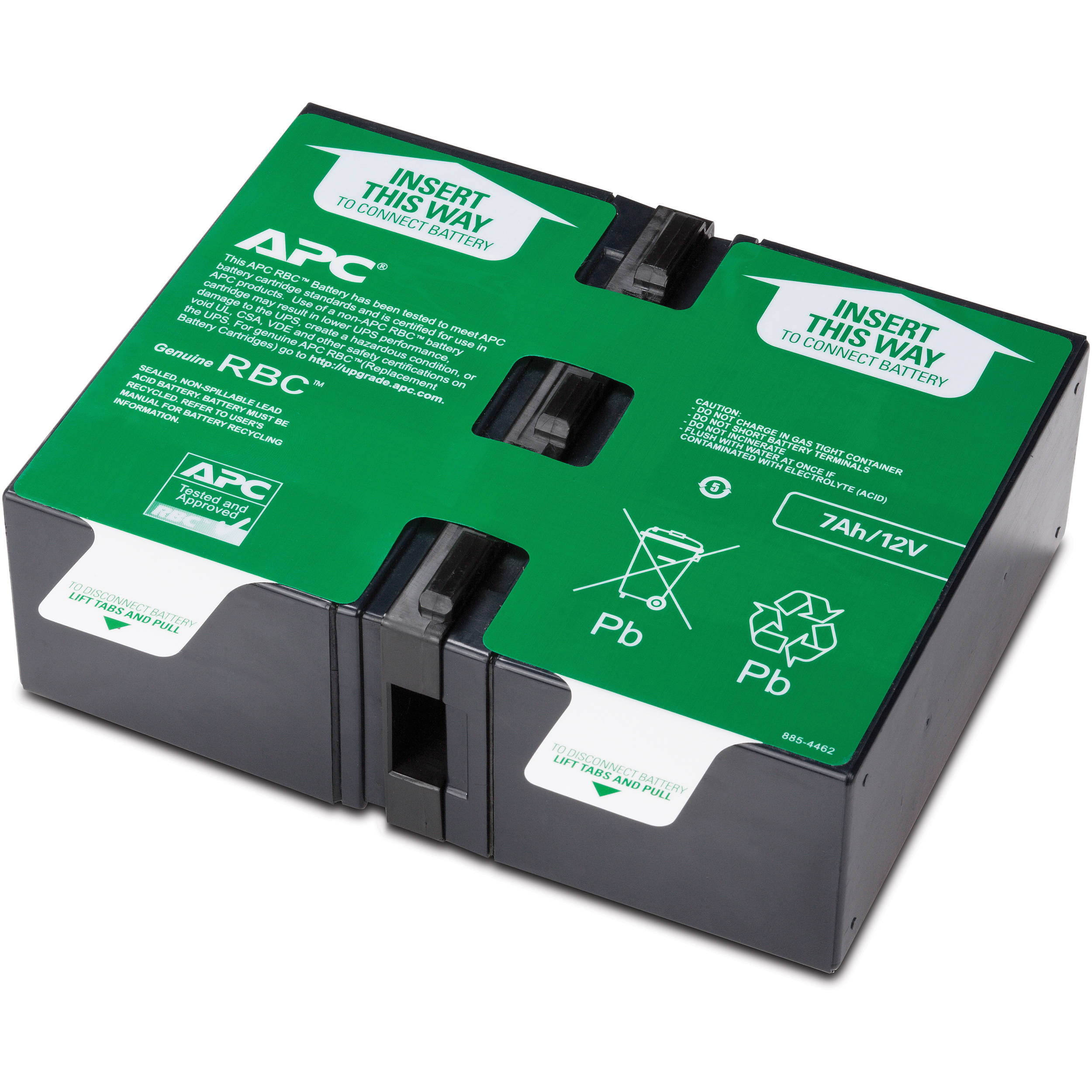 Apc replacement battery 4