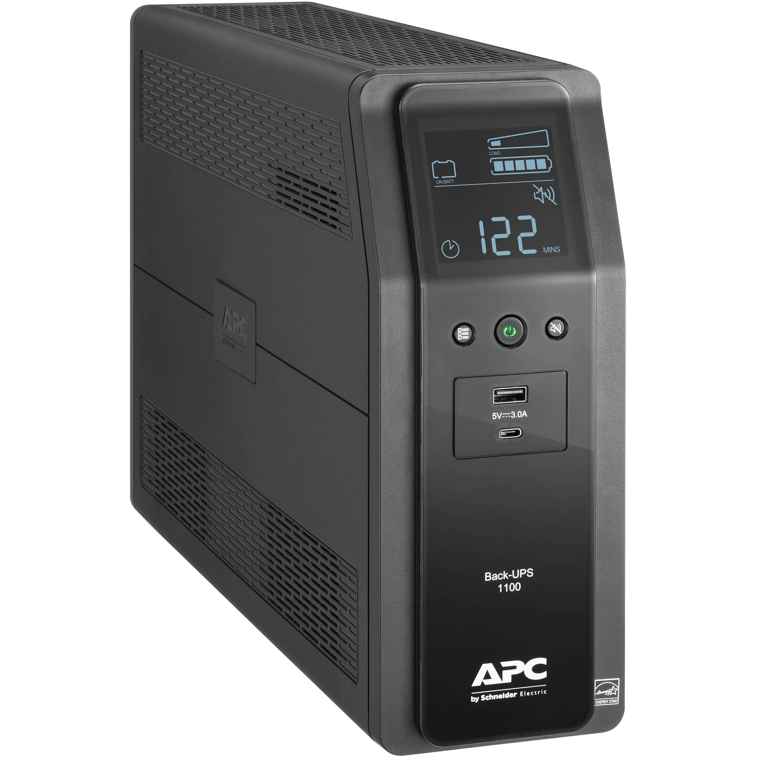 APC Back-UPS Pro BN 1100VA Battery Backup & Surge BN1100M2