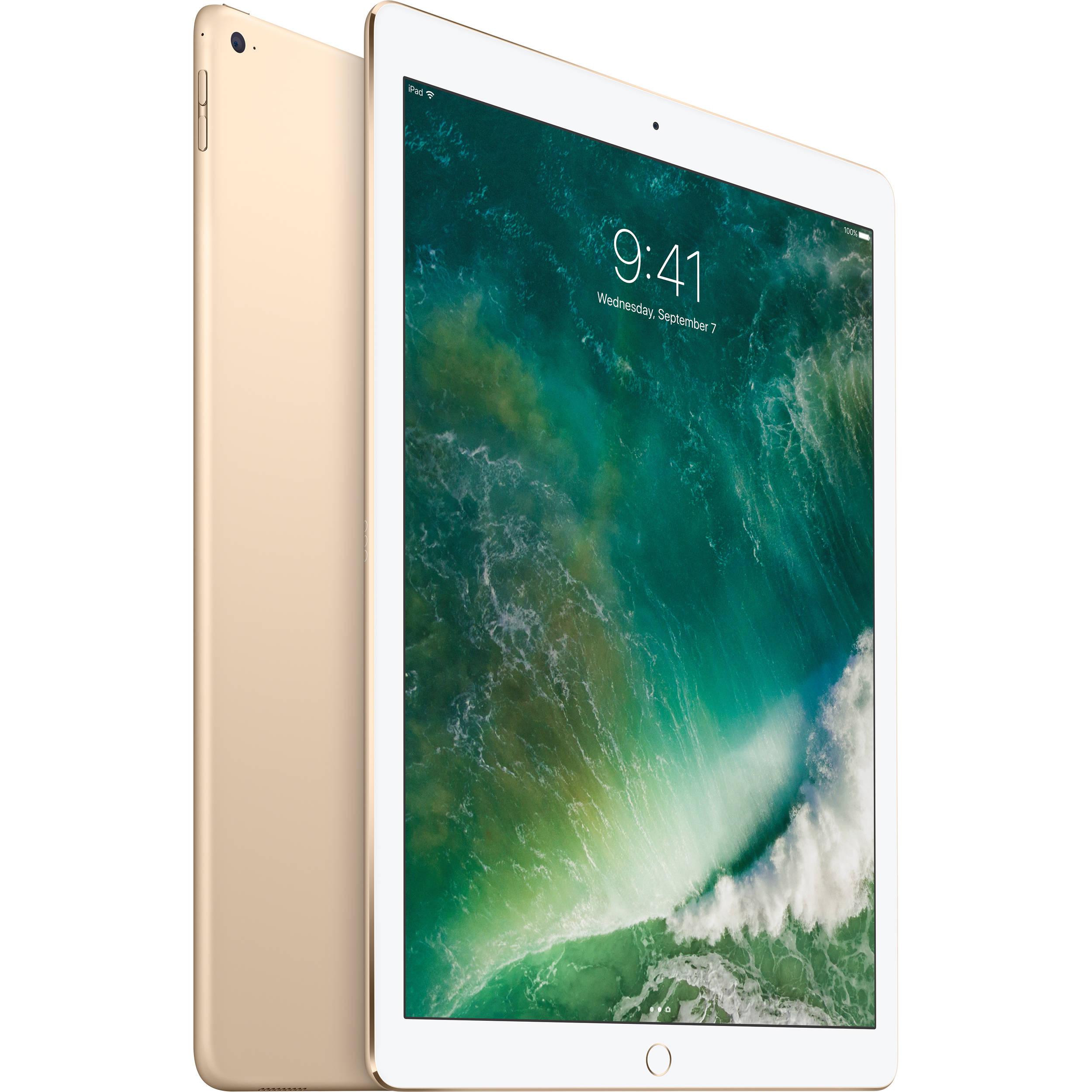 Apple 129 ipad pro 32gb wi fi only gold ml0h2lla bh apple 129 ipad pro 32gb wi fi only ccuart Image collections