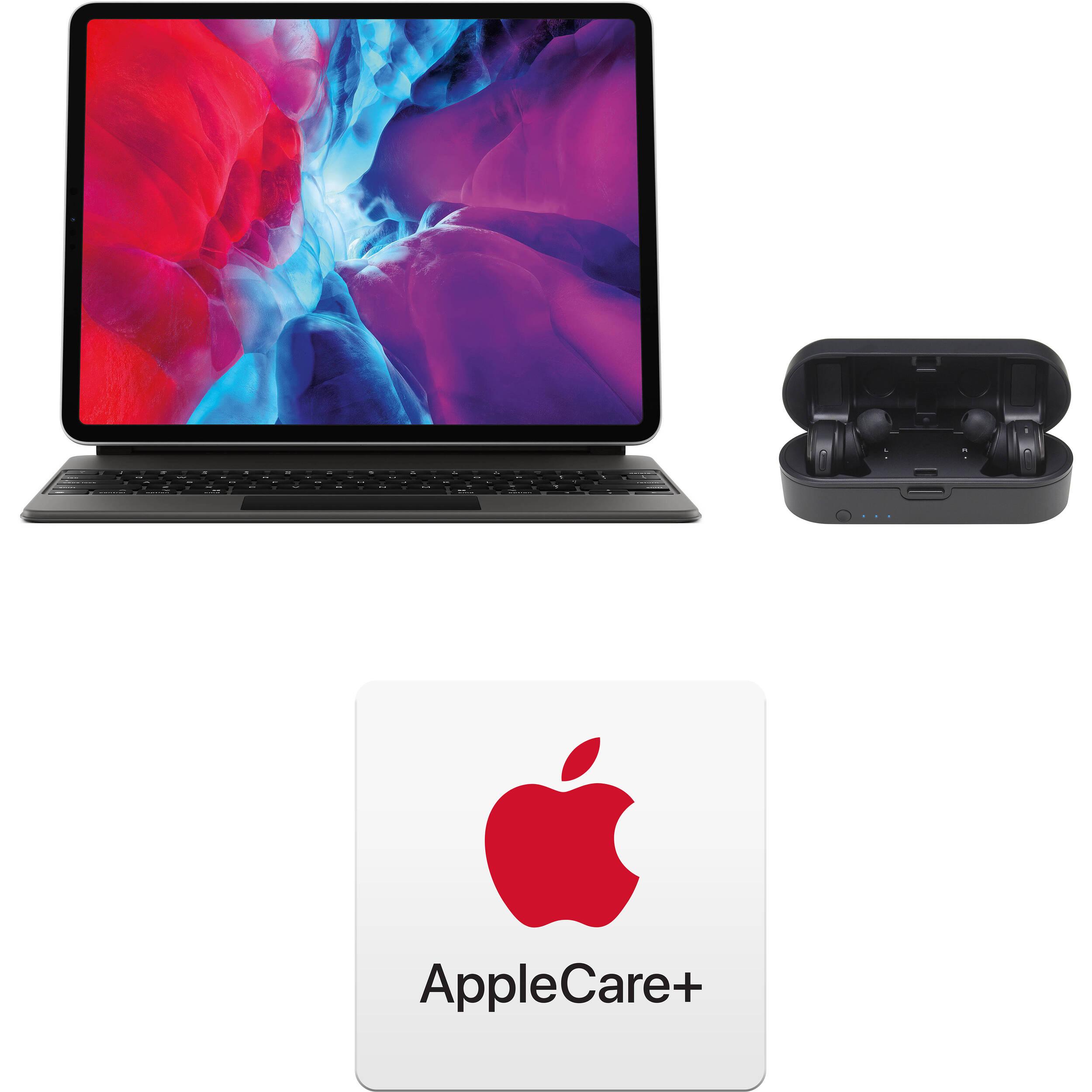 "Apple iPad Pro 12.9"" with Magic Keyboard and AppleCare+"