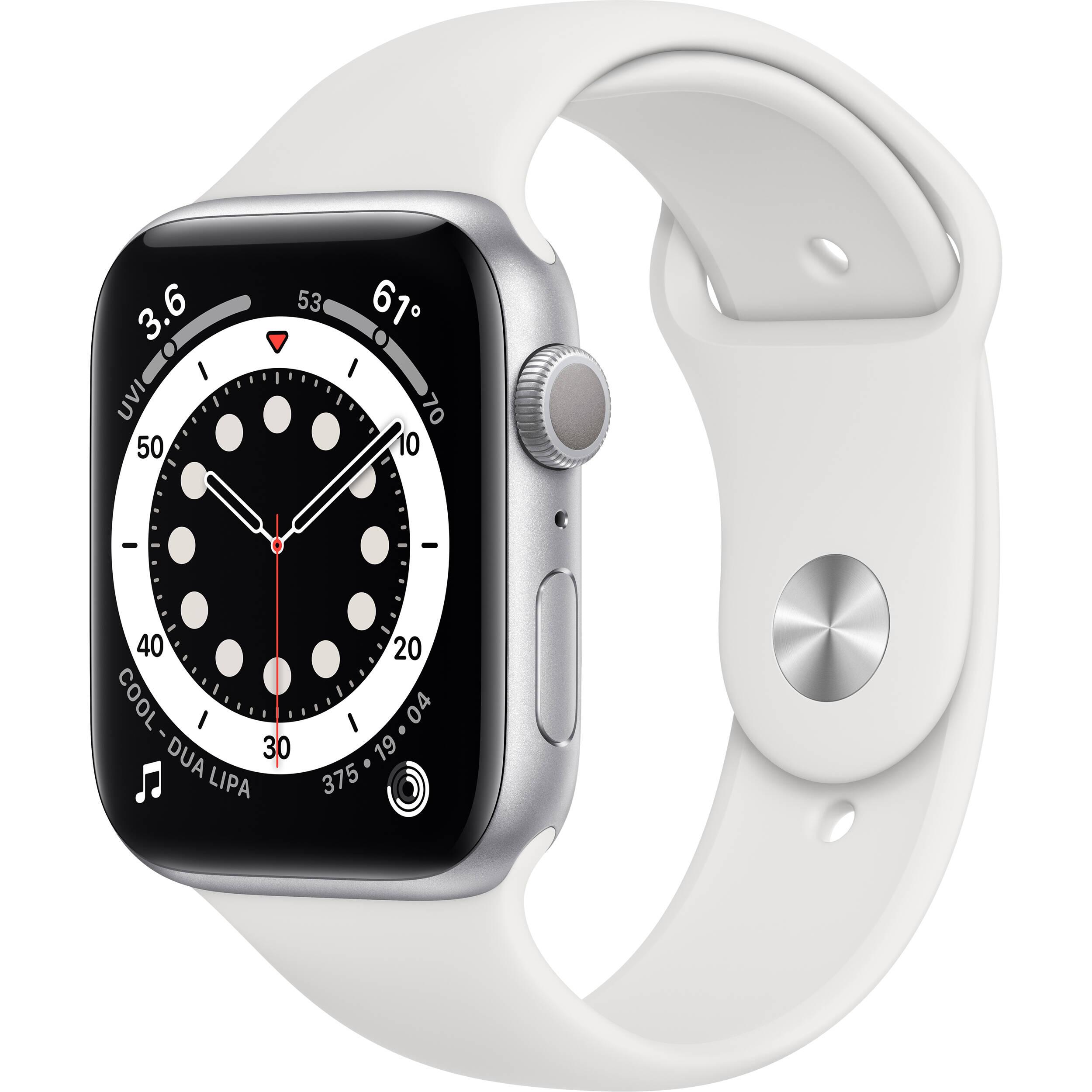 Apple Watch Series 6 M00D3LL/A B&H Photo Video