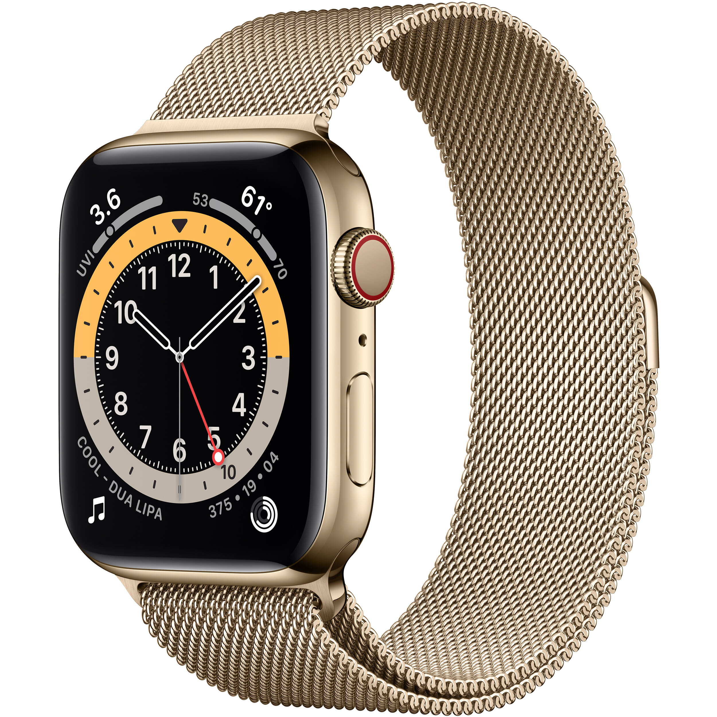 Apple Watch Series 6 M07P3LL/A B&H Photo Video