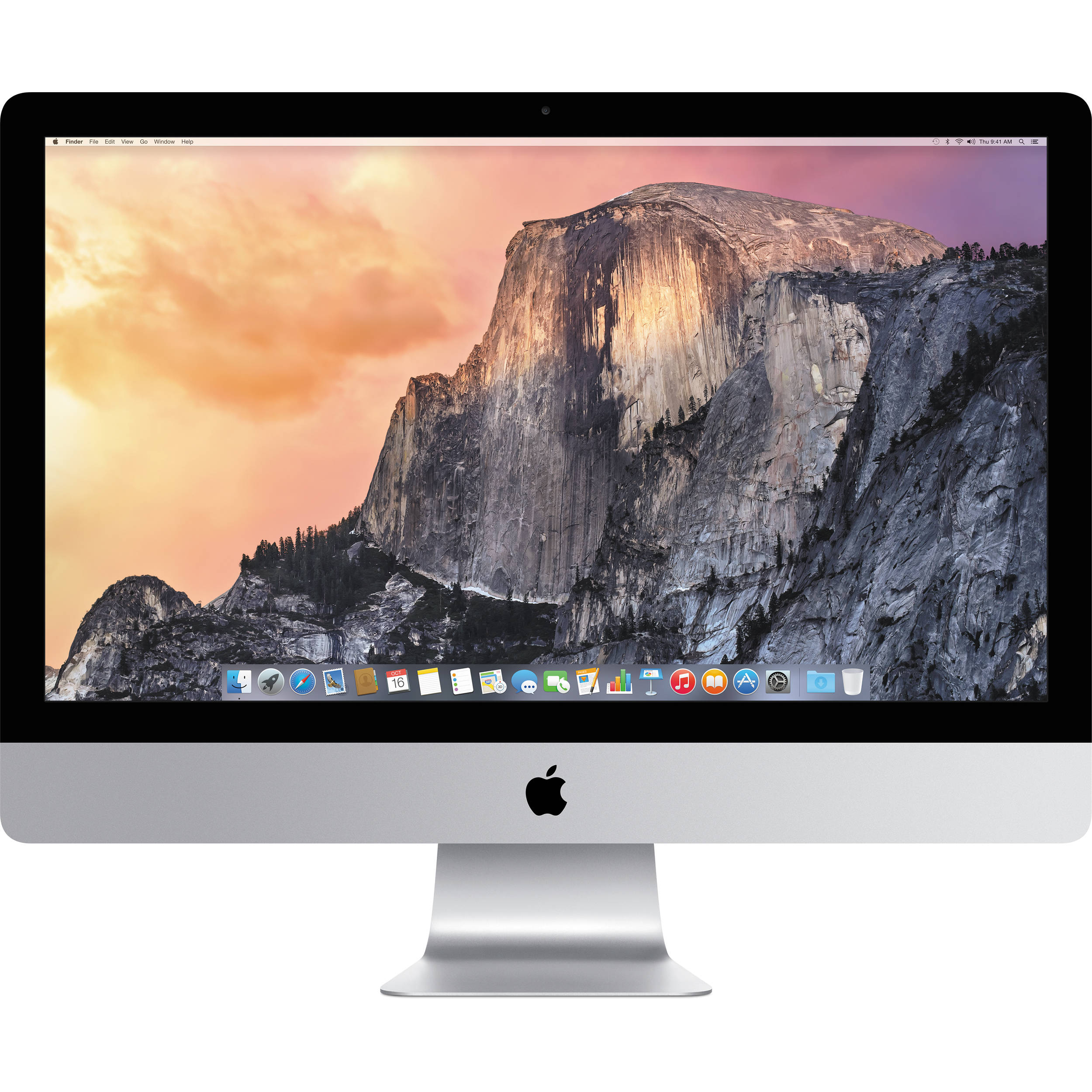 apple 27 imac with retina 5k display mid 2015 mf885ll a. Black Bedroom Furniture Sets. Home Design Ideas