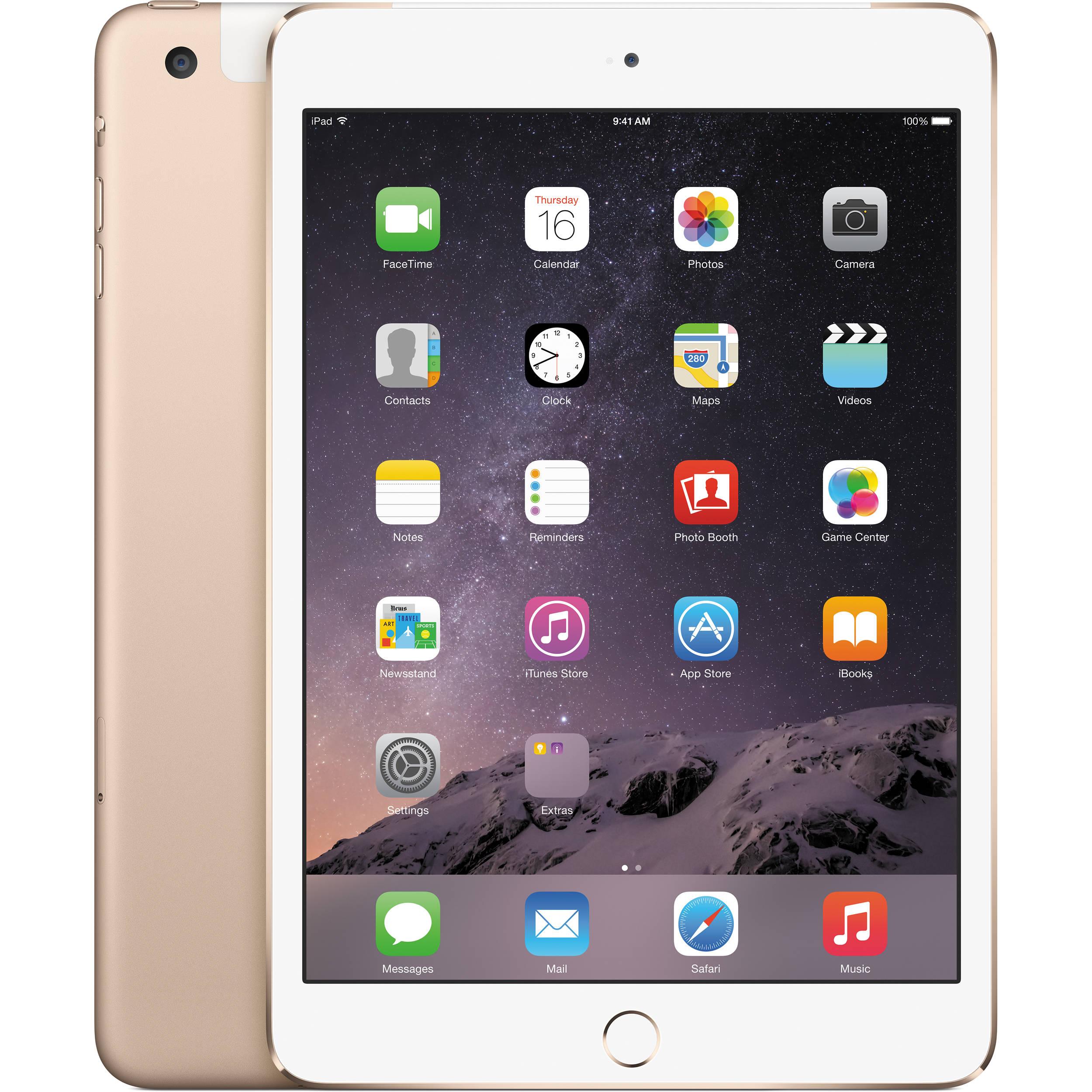 دانلود رام رسمی ios 9.2 iPad mini 3