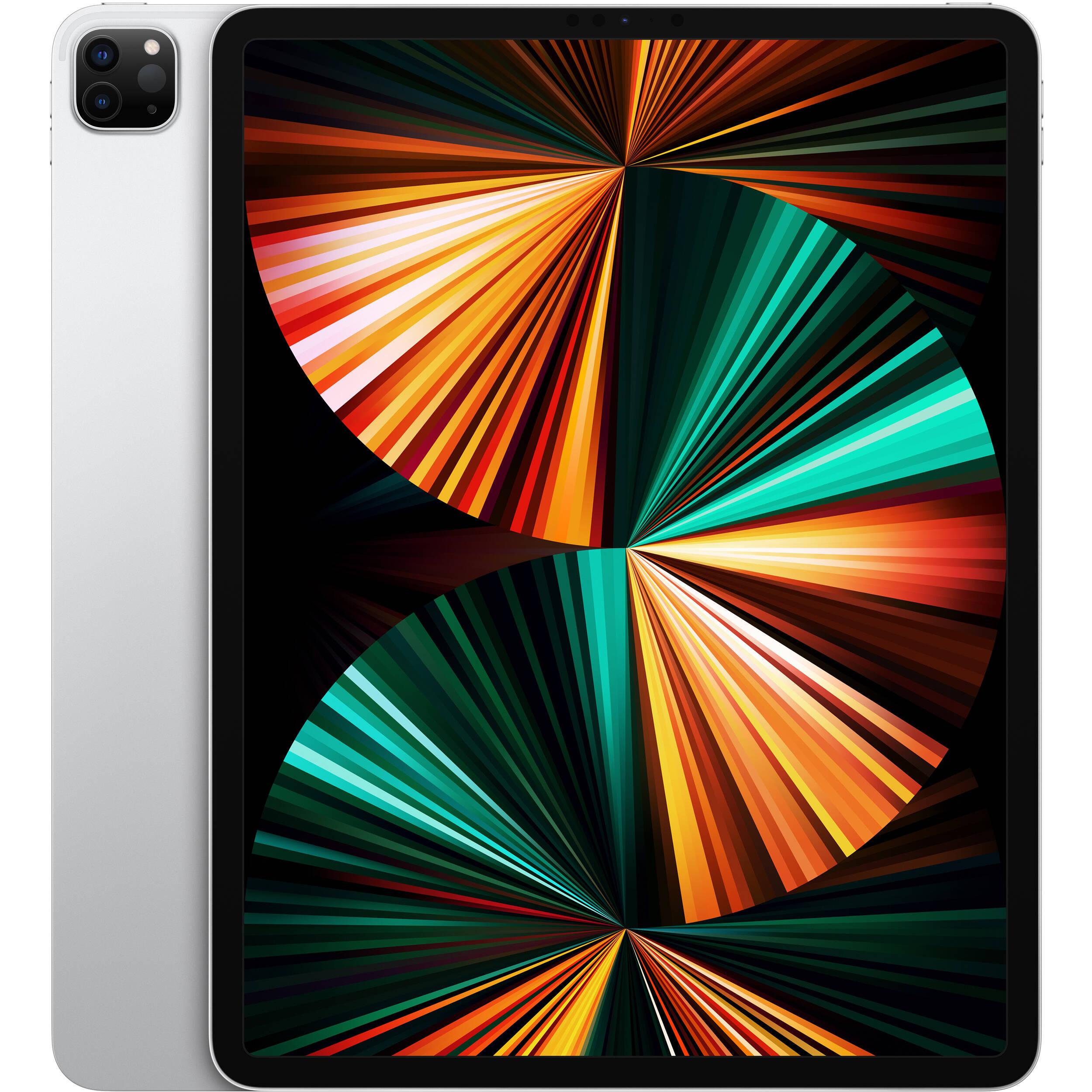 "Apple 12.9"" iPad Pro M1 Chip MHNG3LL/A B&H Photo Video"