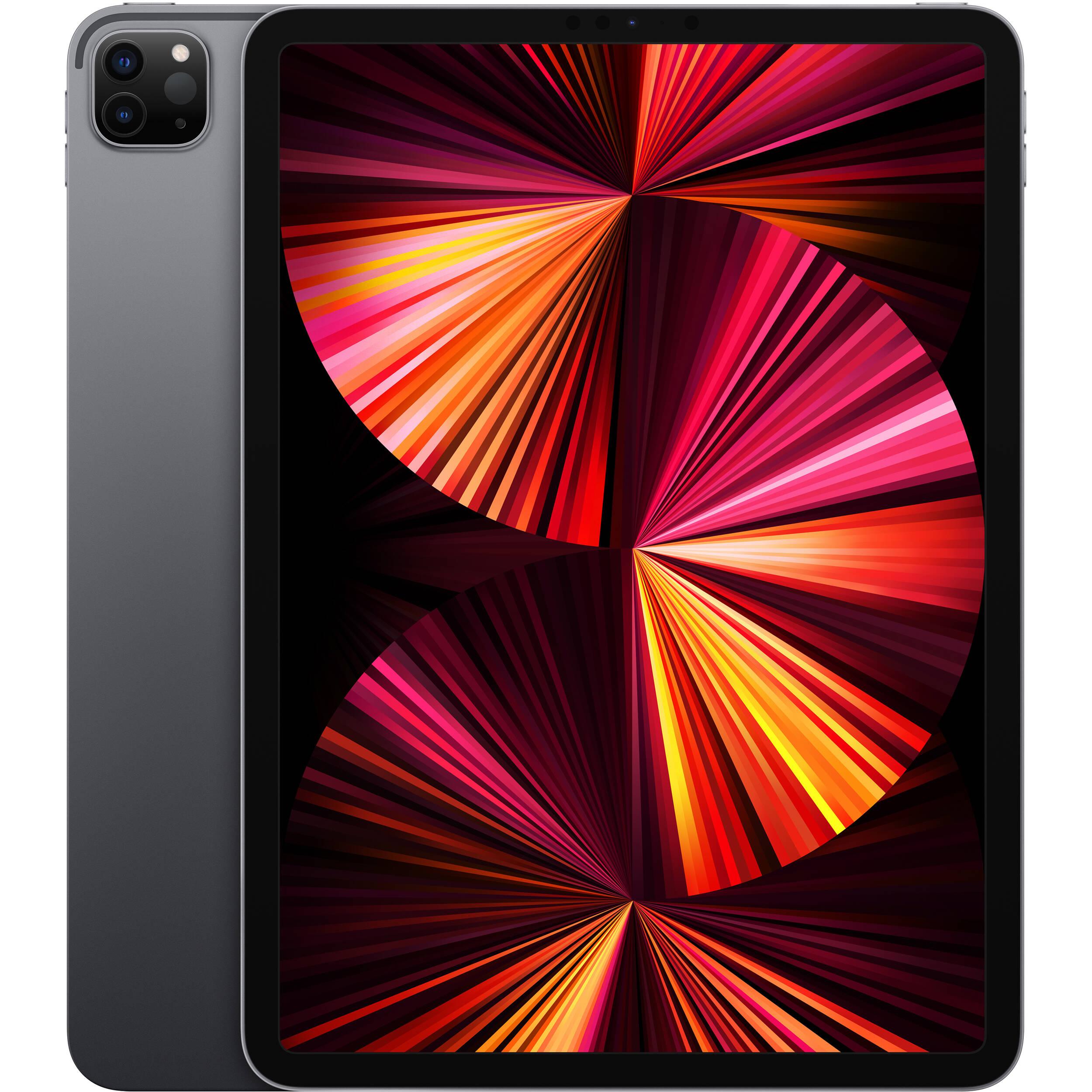 """Apple 11"""" iPad Pro M1 Chip MHQR3LL/A B&H Photo Video"""