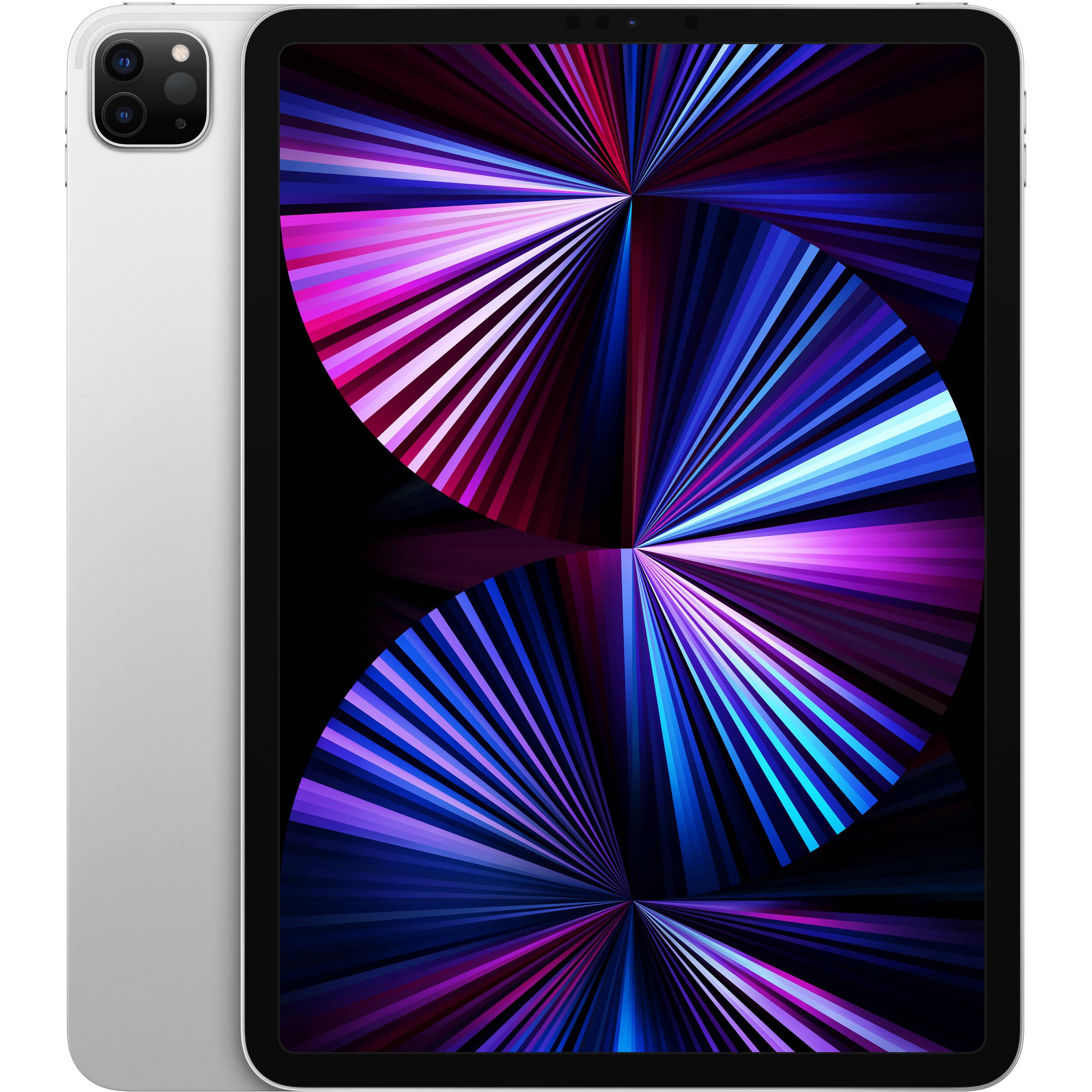 """Apple 11"""" iPad Pro M1 Chip MHQT3LL/A B&H Photo Video"""
