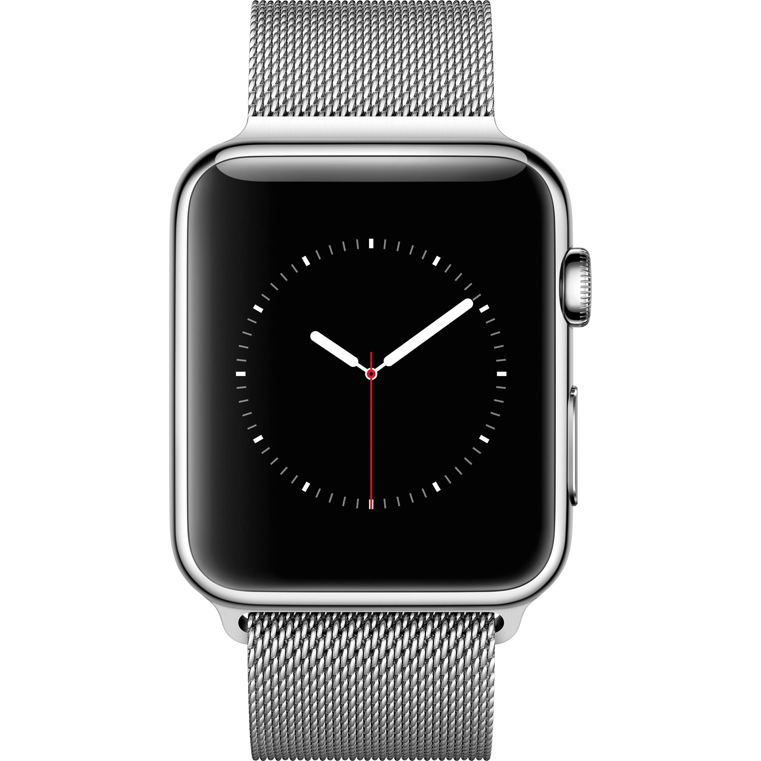 loop watches metal experience stainless attitude with open my apple band on milanese try steel watch wrist