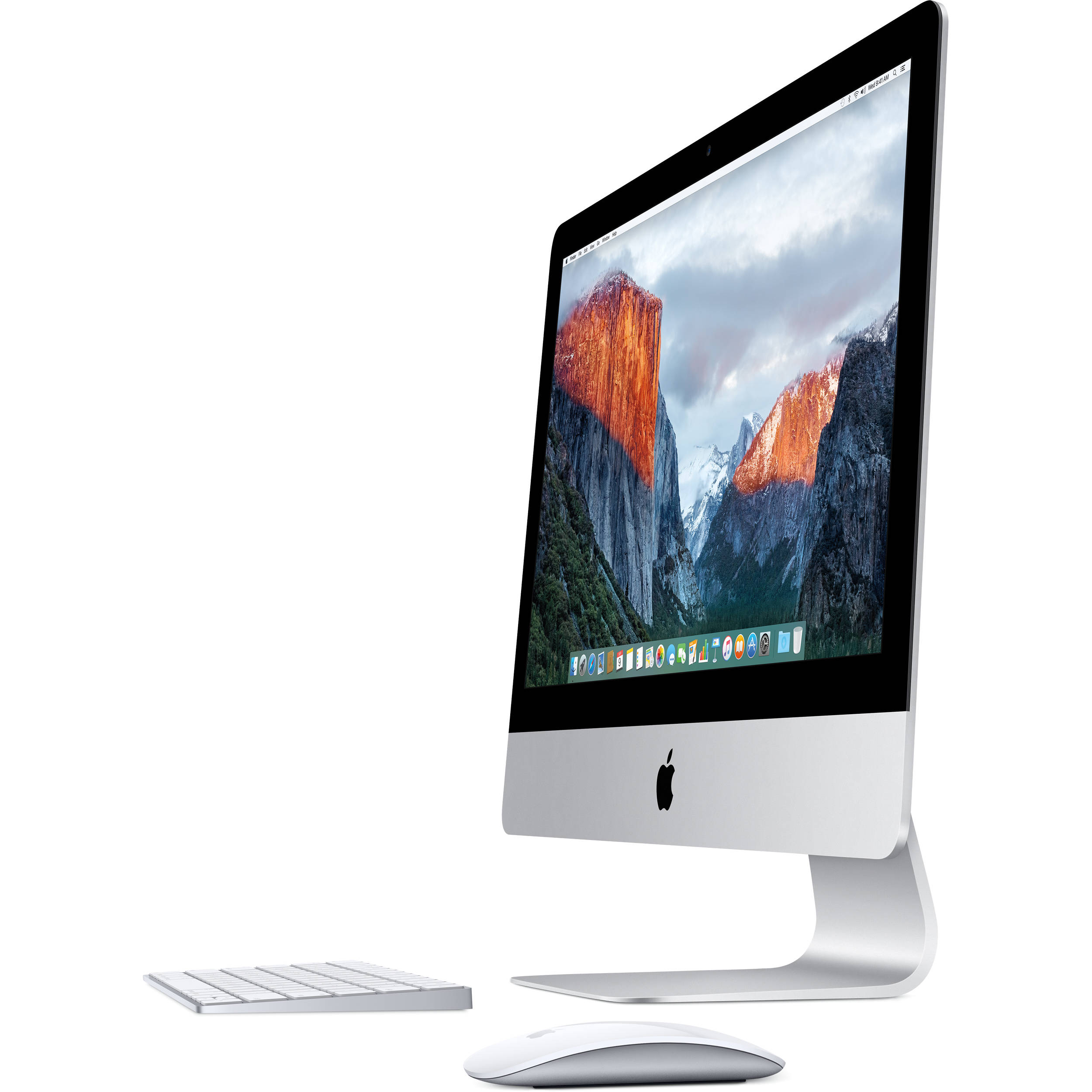 apple 21 5 imac late 2015 mk442ll a b h photo video. Black Bedroom Furniture Sets. Home Design Ideas