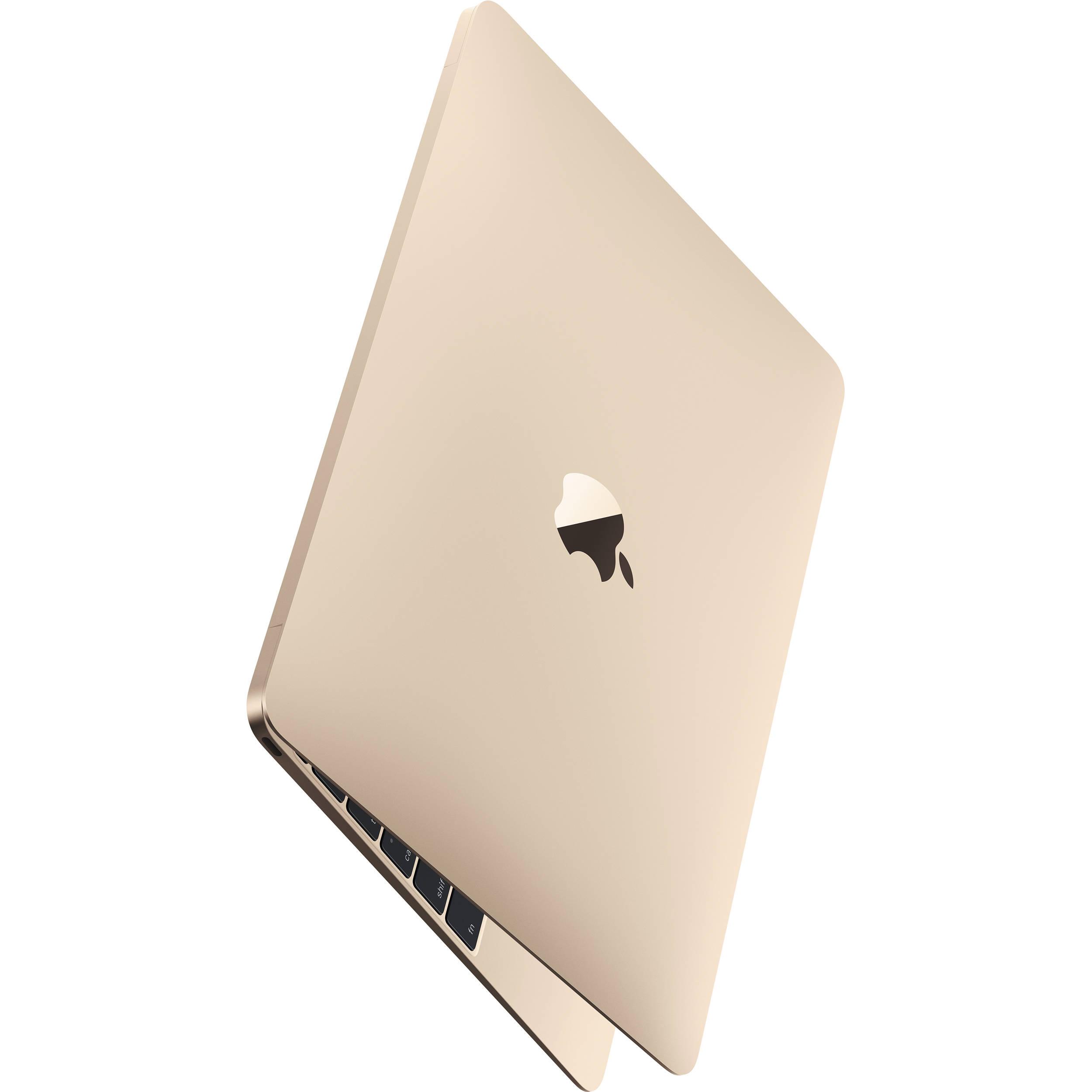 "2015 Ram 2500 >> Apple 12"" MacBook (Early 2015, Gold) MK4M2LL/A B&H Photo"