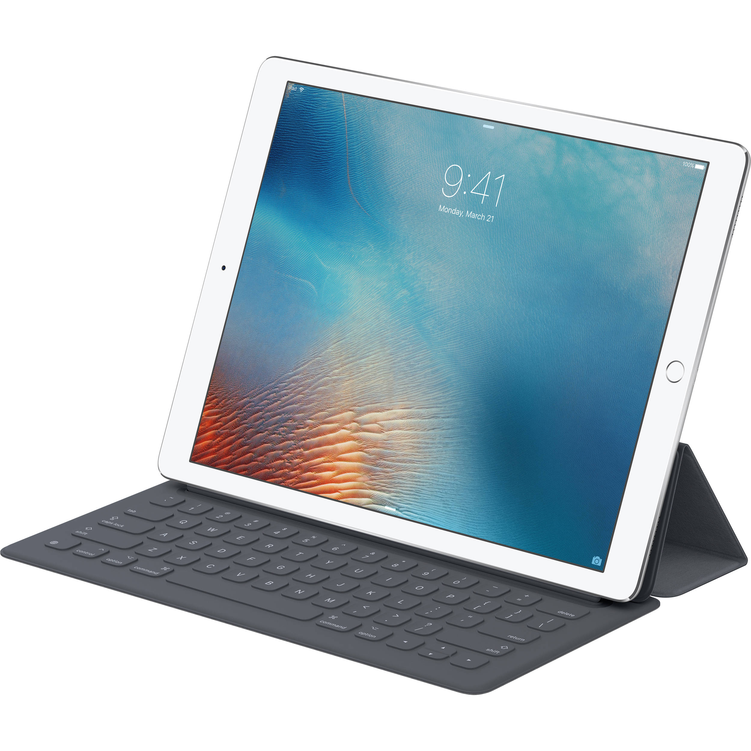 ipad pro smart keyboard shortcut volume