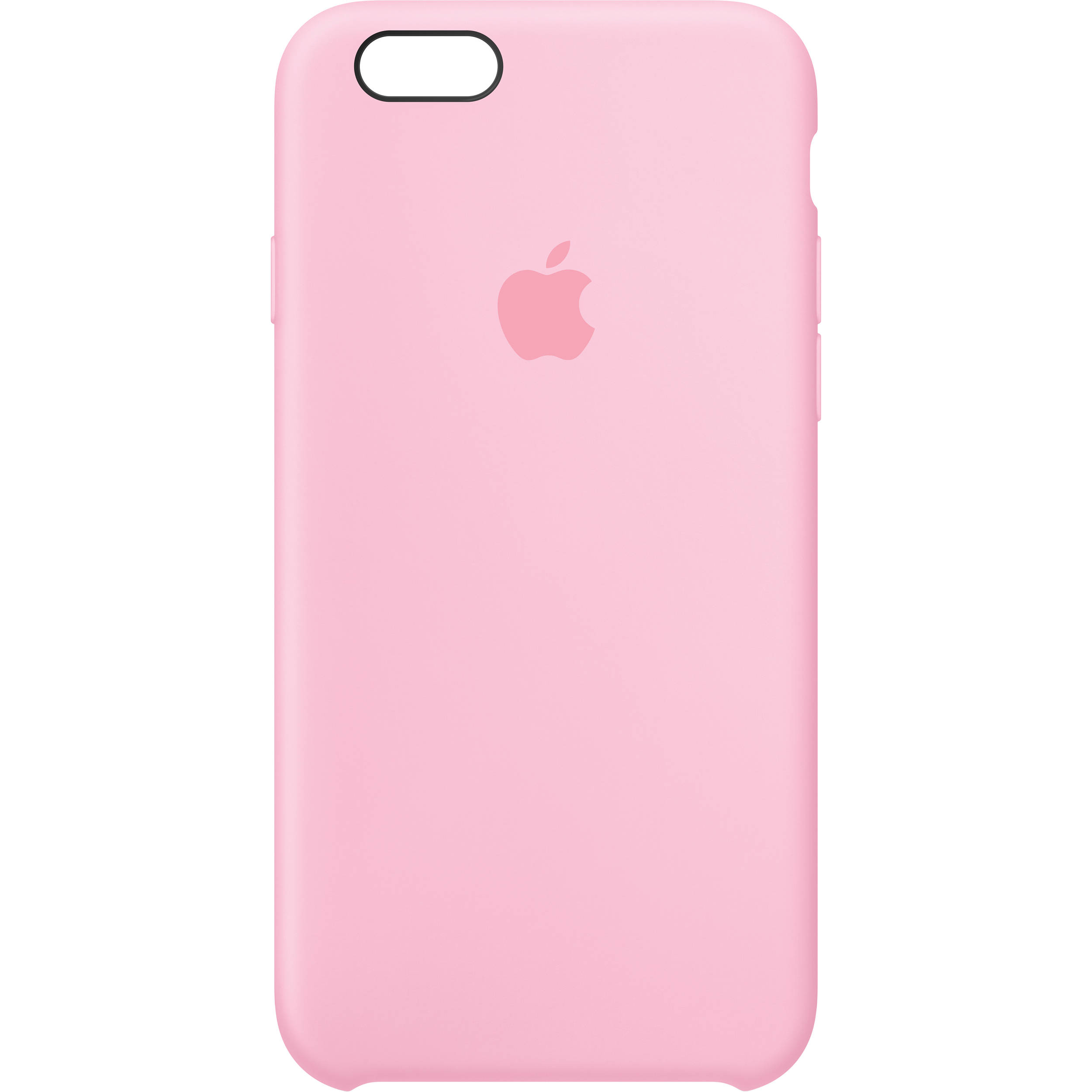 Apple iPhone 6/6s Silicone Case (Light Pink) MM622ZM/A B&H Photo