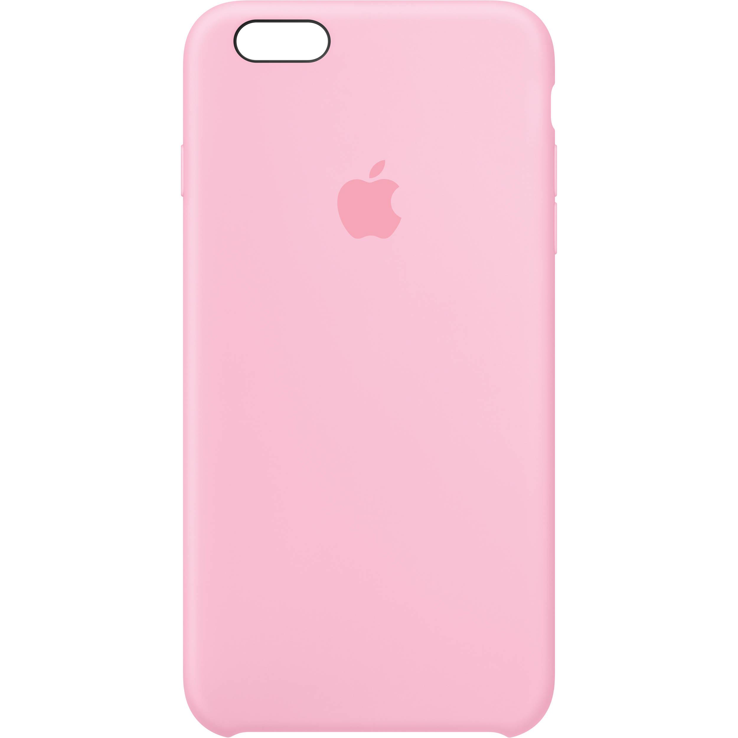 apple iphone 6 plus 6s plus silicone case light pink. Black Bedroom Furniture Sets. Home Design Ideas
