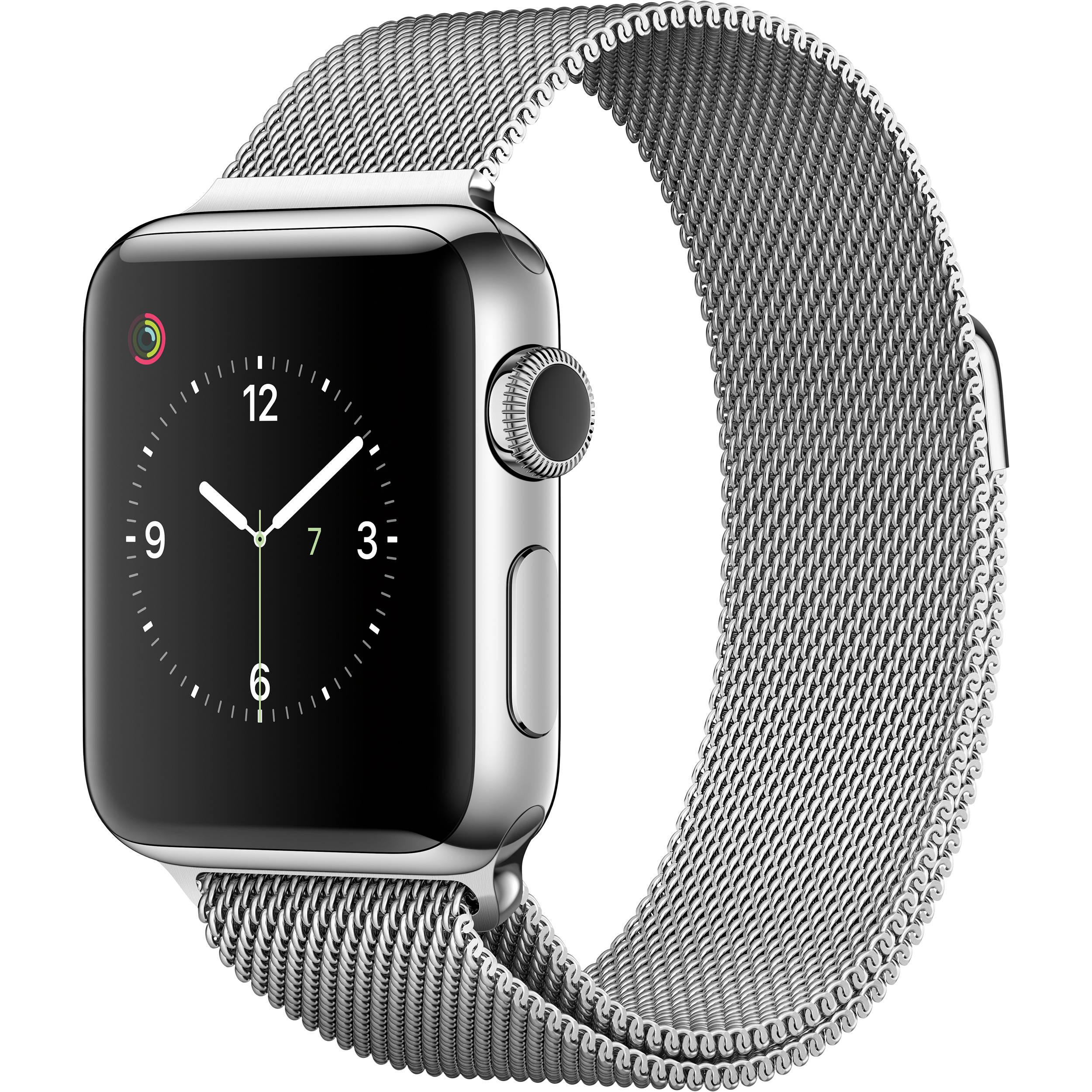 c5dab61d614 Used Apple Watch Series 2 38mm Smartwatch MNP62LL A B H Photo