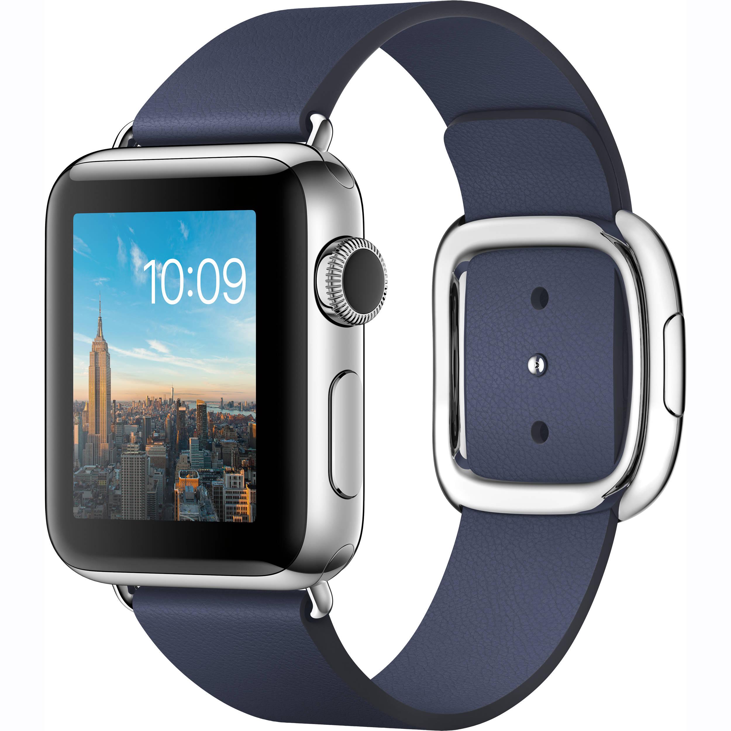 apple watch series 2 38mm smartwatch mnp92ll a b h photo video