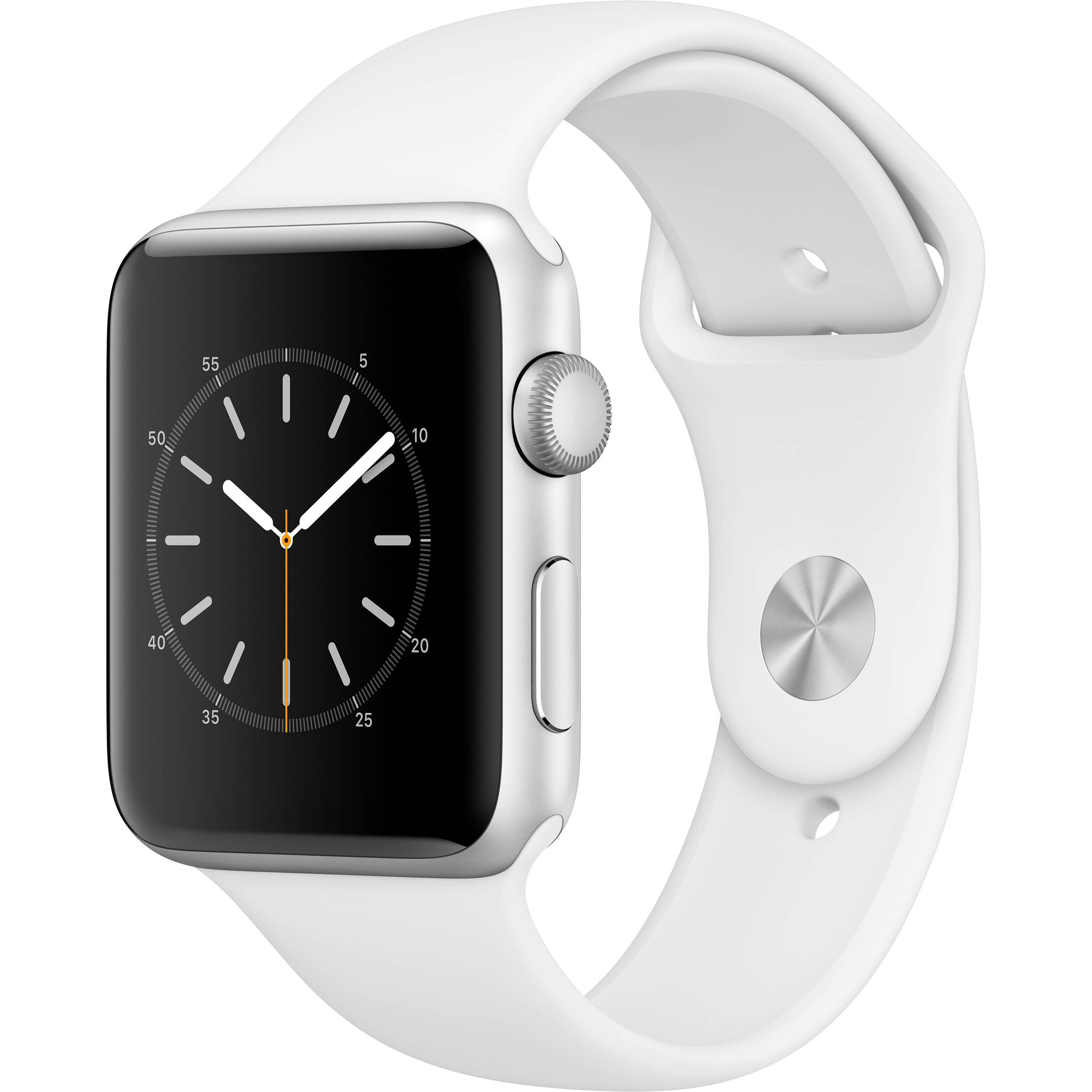 apple watch series 2 42mm smartwatch mnpj2ll a b h photo video