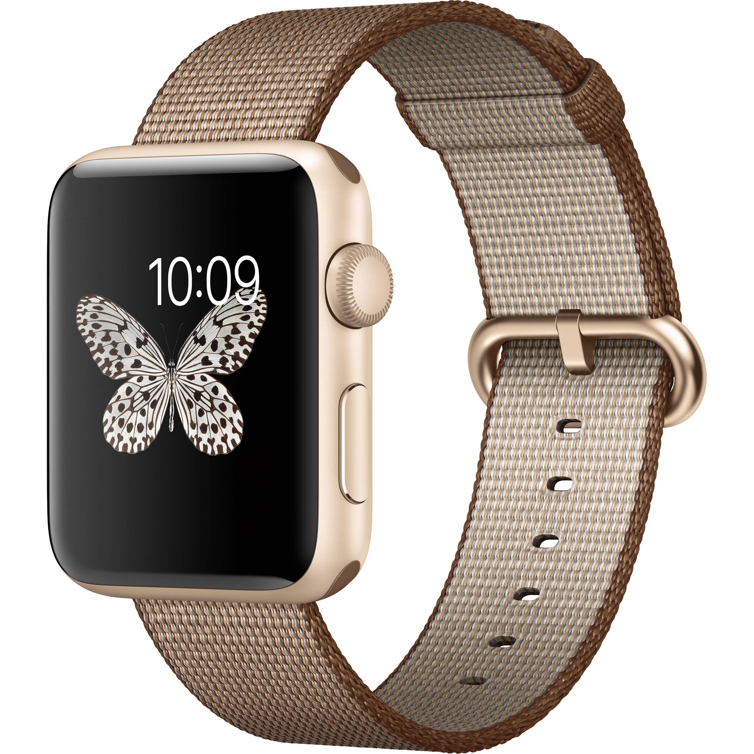 apple watch series 2 42mm smartwatch mnpp2ll a b h photo video