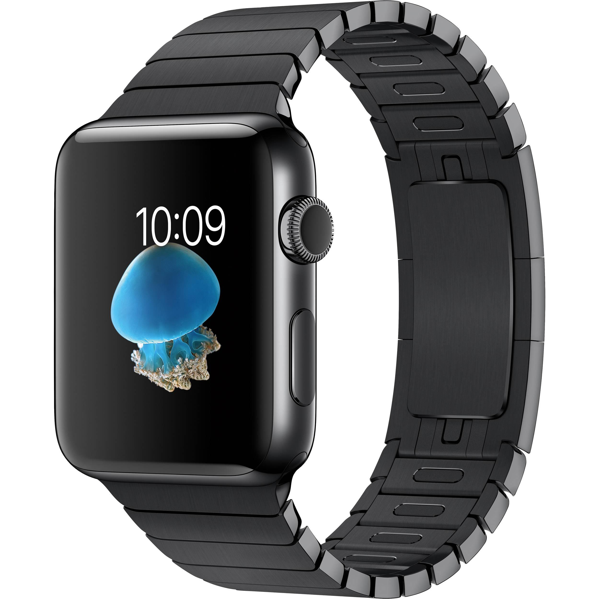 apple watch series 2 42mm smartwatch mnq02ll a b h photo video
