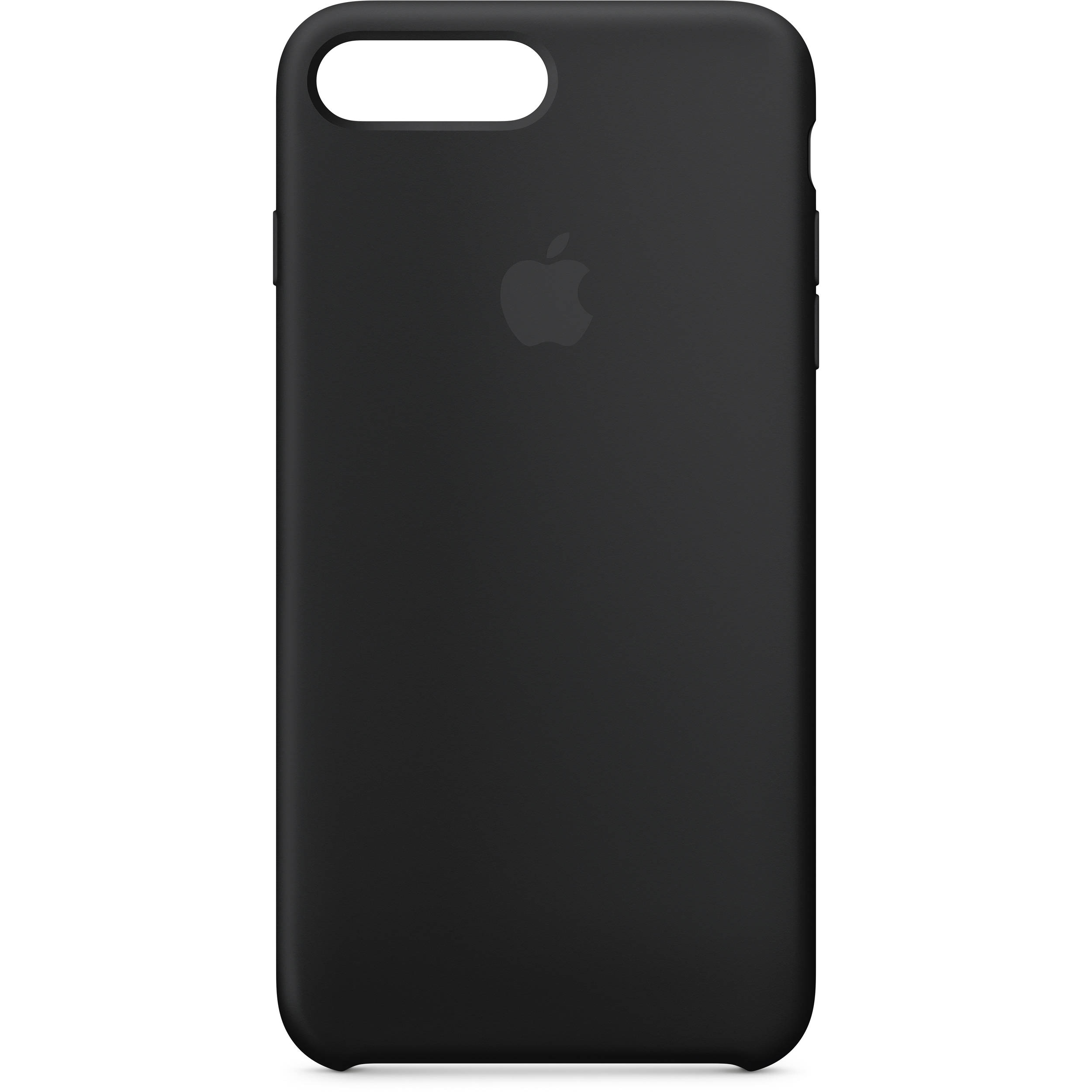 975854810d Apple iPhone 7 Plus/8 Plus Silicone Case (Black) MQGW2ZM/A B&H