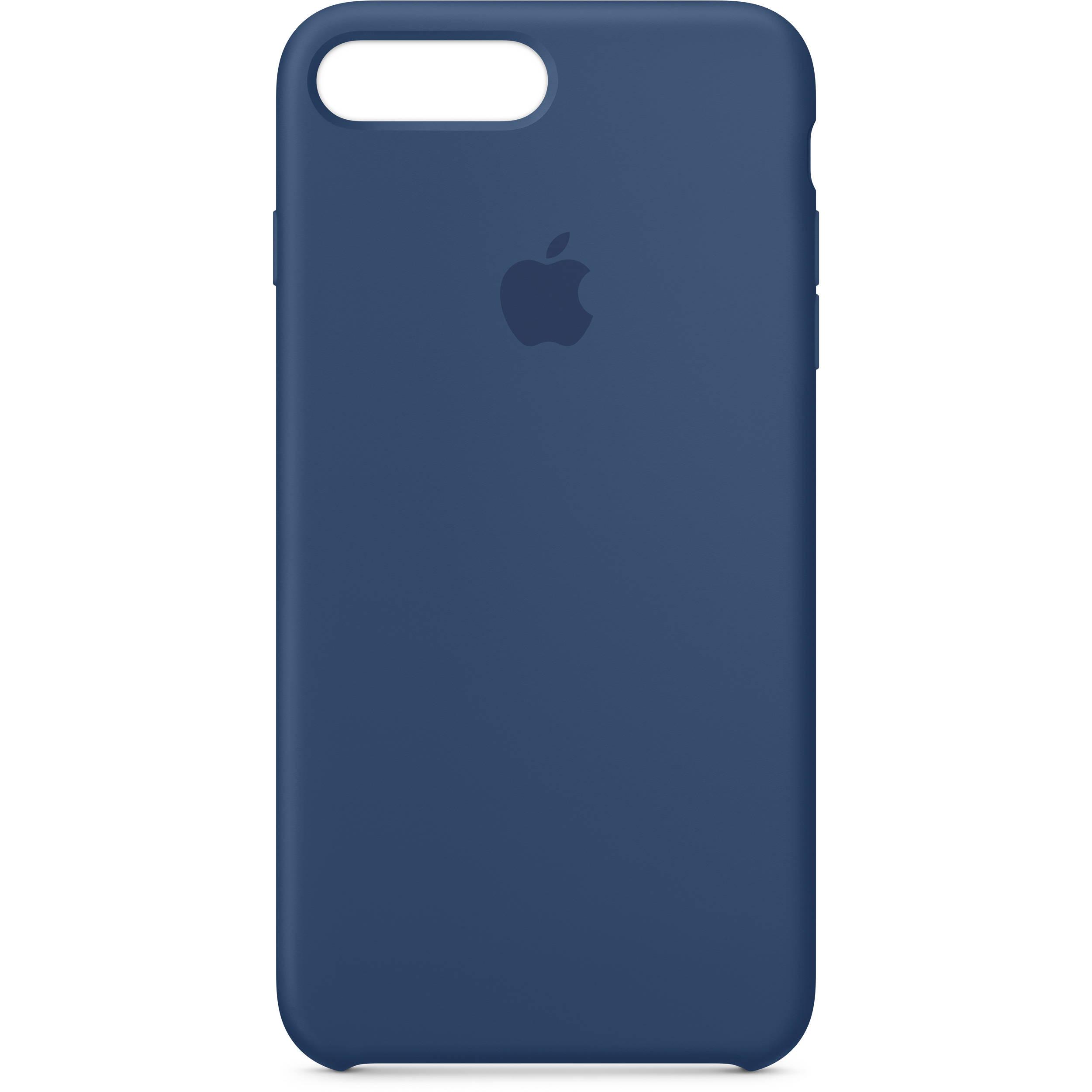 Iphone  Plus Silicone Case Pebble