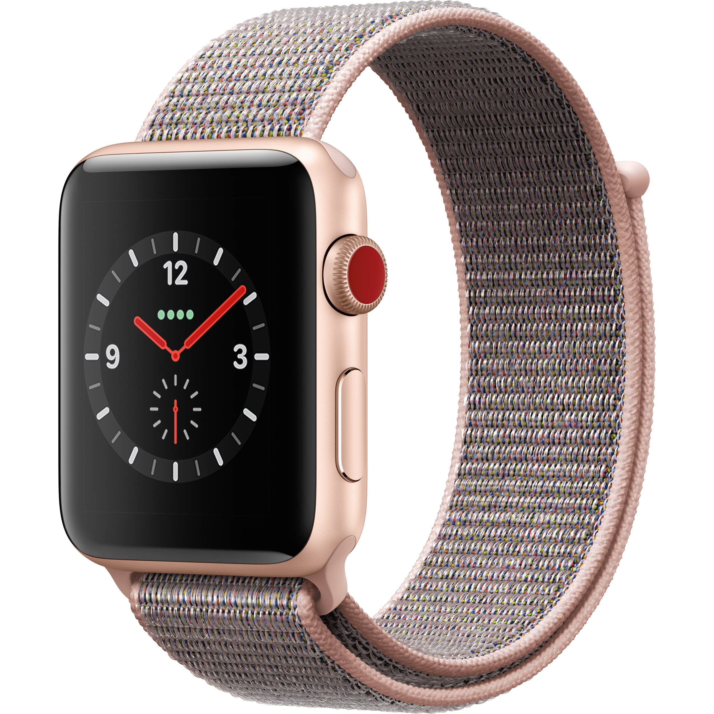c517f74b6 Apple Watch Series 3 42mm Smartwatch MQK72LL/A B&H Photo Video