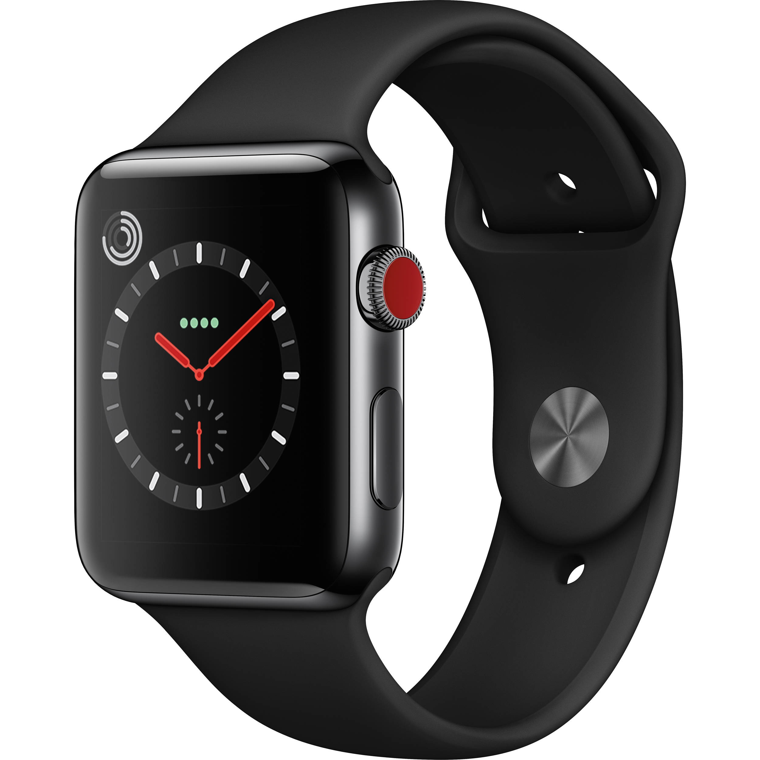 black case silver watches apple watch buy a loop bright crimson with p aluminum nike best site sport gps series unlocked cellular