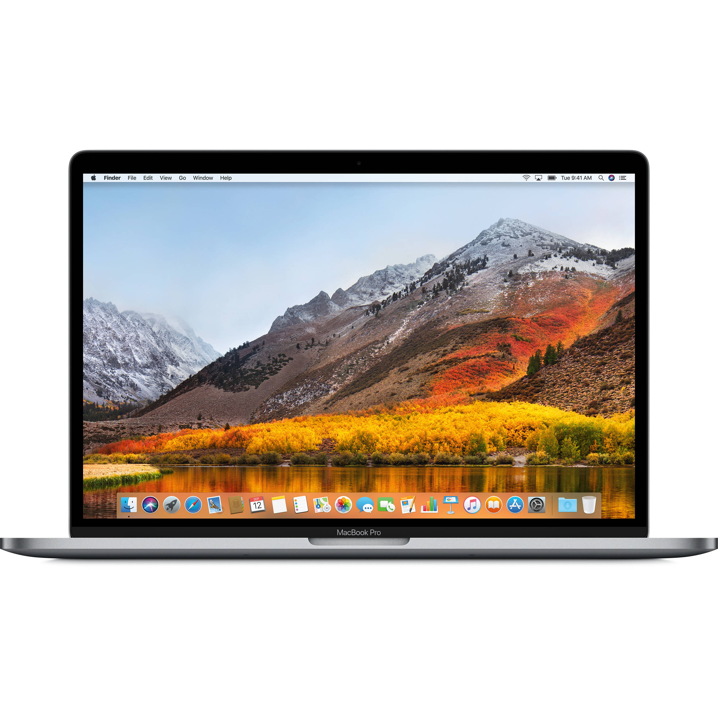 Apple 154 Macbook Pro With Touch Bar Mr932ll A Bh Photo Tv Led Mito 17 Mid 2018