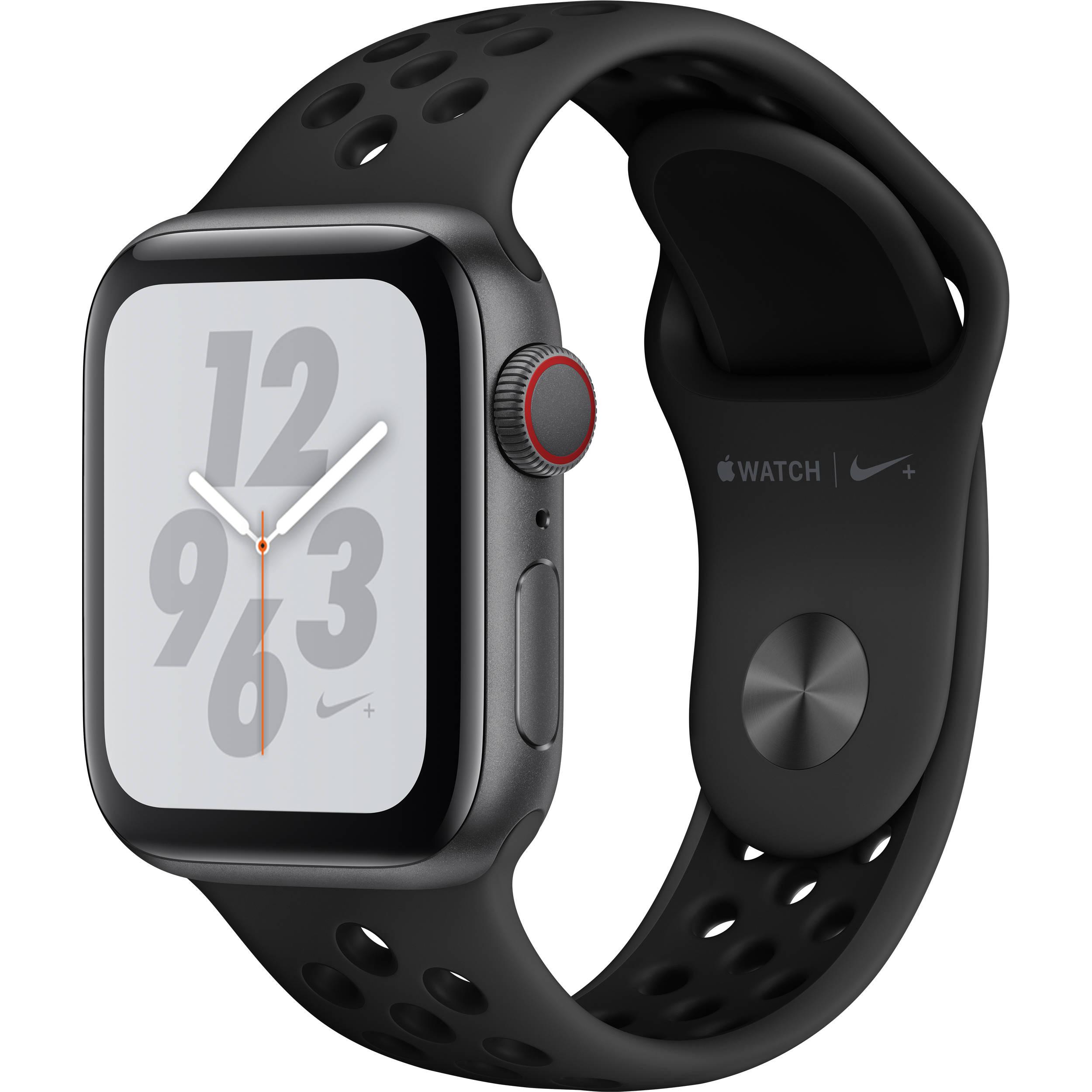 b7f0c98e8f7ff Apple Watch Nike+ Series 4 MTX82LL A B H Photo Video