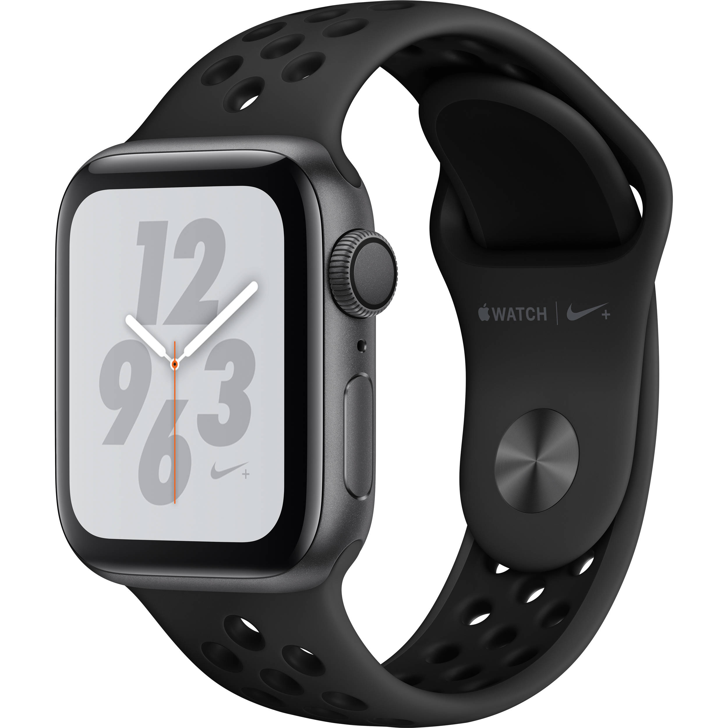 Apple Watch Nike Series 4 Mu6j2ll A B Amp H Photo Video