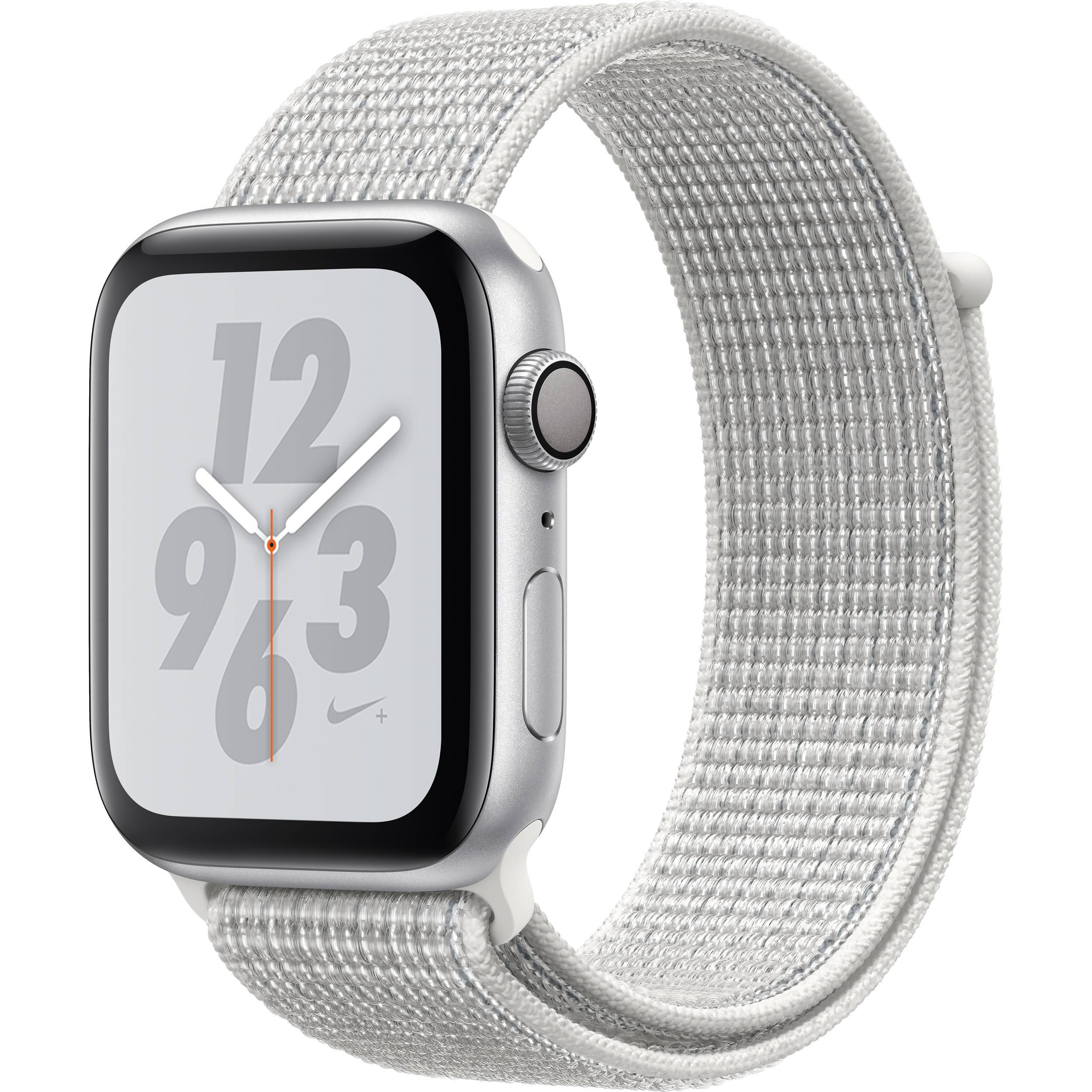 1dec4cd1a Apple Watch Nike+ Series 4 MU7H2LL A B H Photo Video