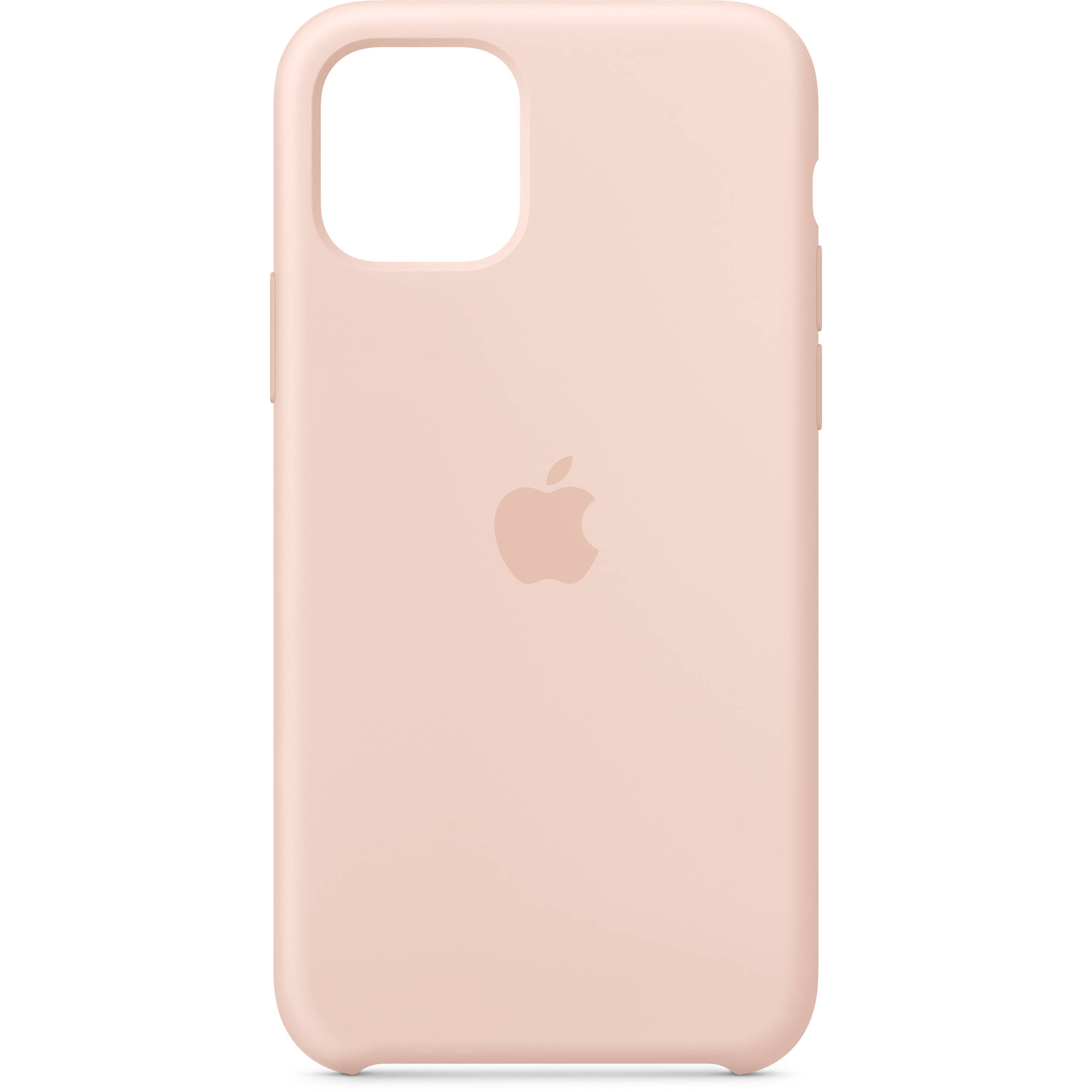 Apple Silicone Case for iPhone 11 Pro (Pink Sand)