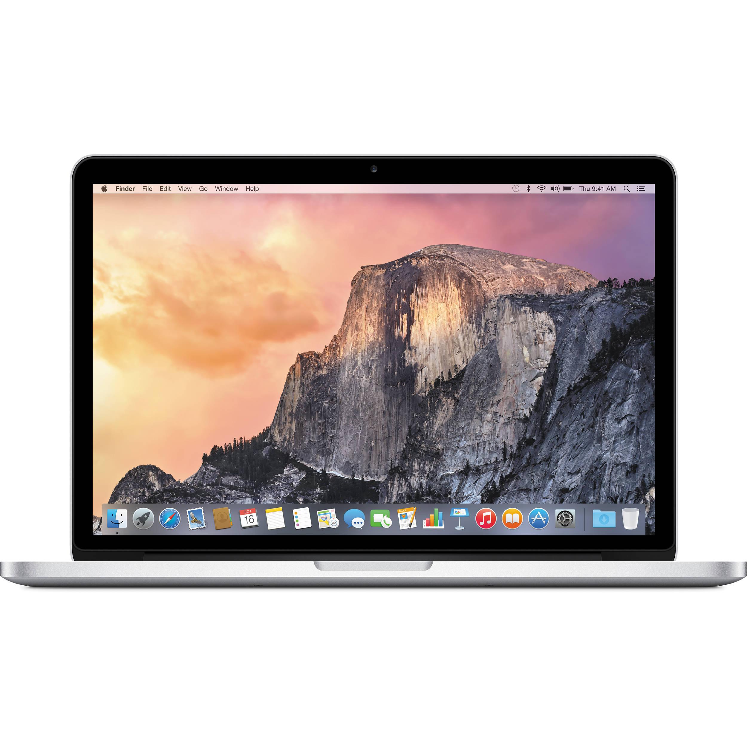 apple 13 3 macbook pro laptop computer z0qn mf8401 b h b h. Black Bedroom Furniture Sets. Home Design Ideas