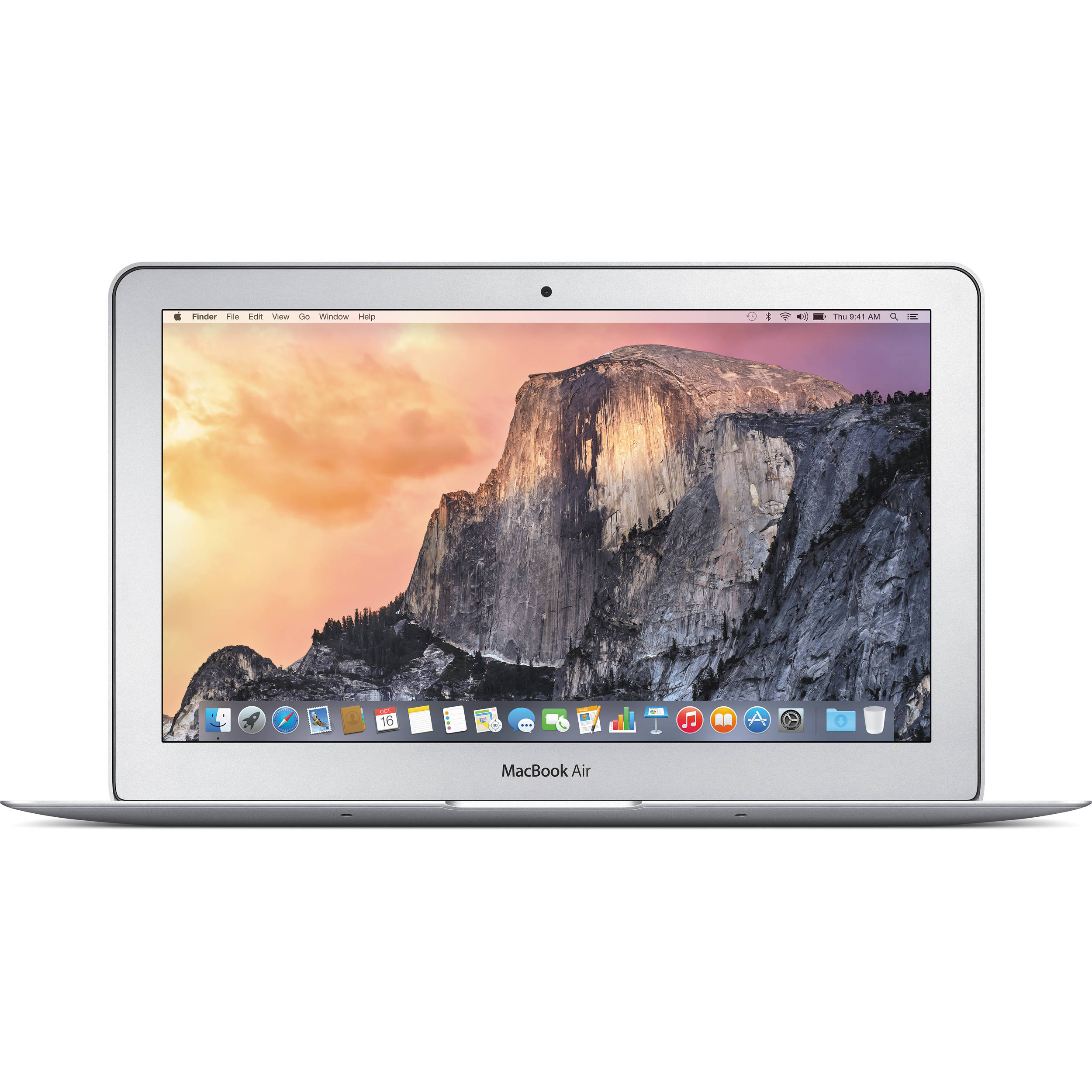 apple 11 6 macbook air notebook computer z0rk mjvm3 b h. Black Bedroom Furniture Sets. Home Design Ideas