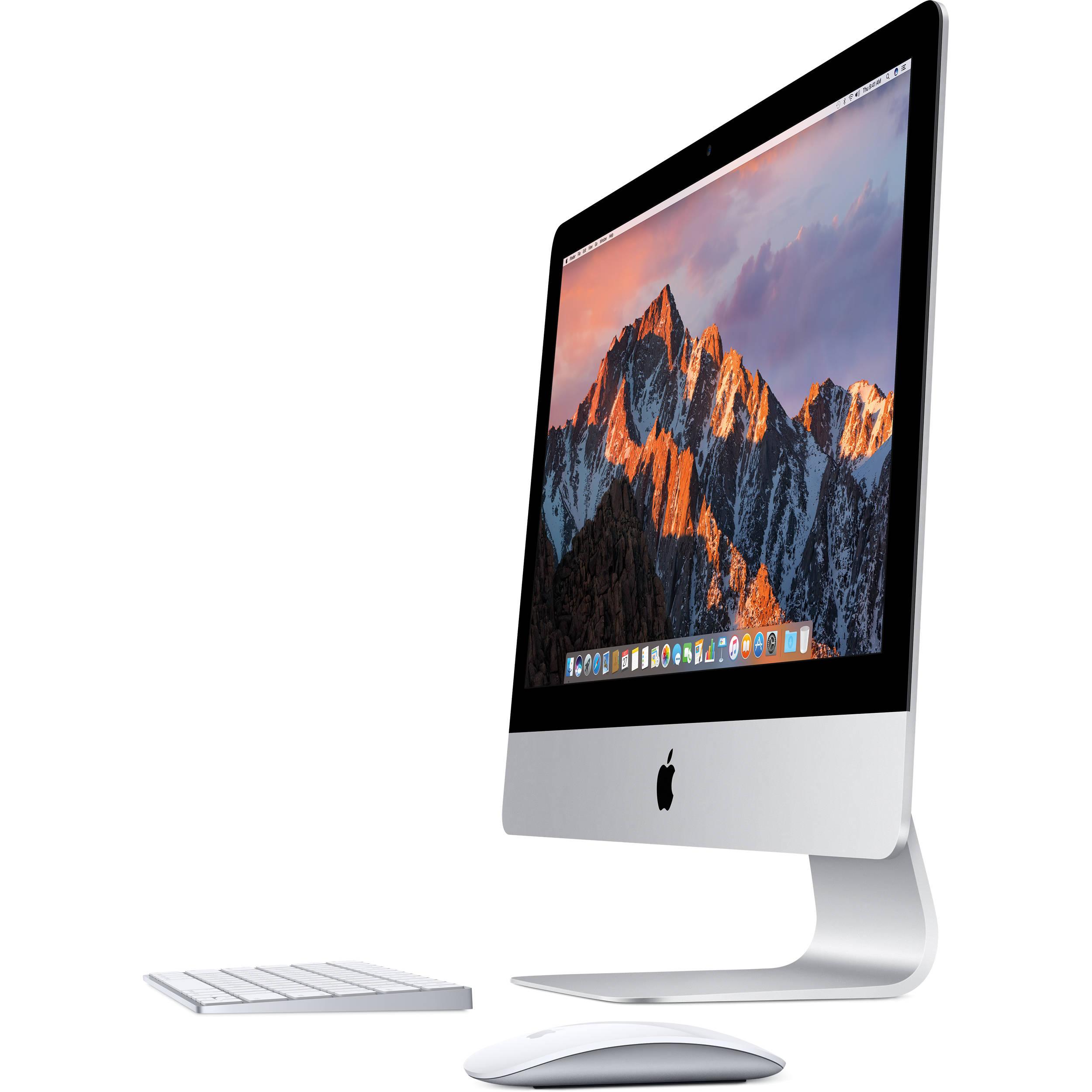 Apple 21 5 Quot Imac With Retina 4k Display Z0tl Mne031 Nk B Amp H