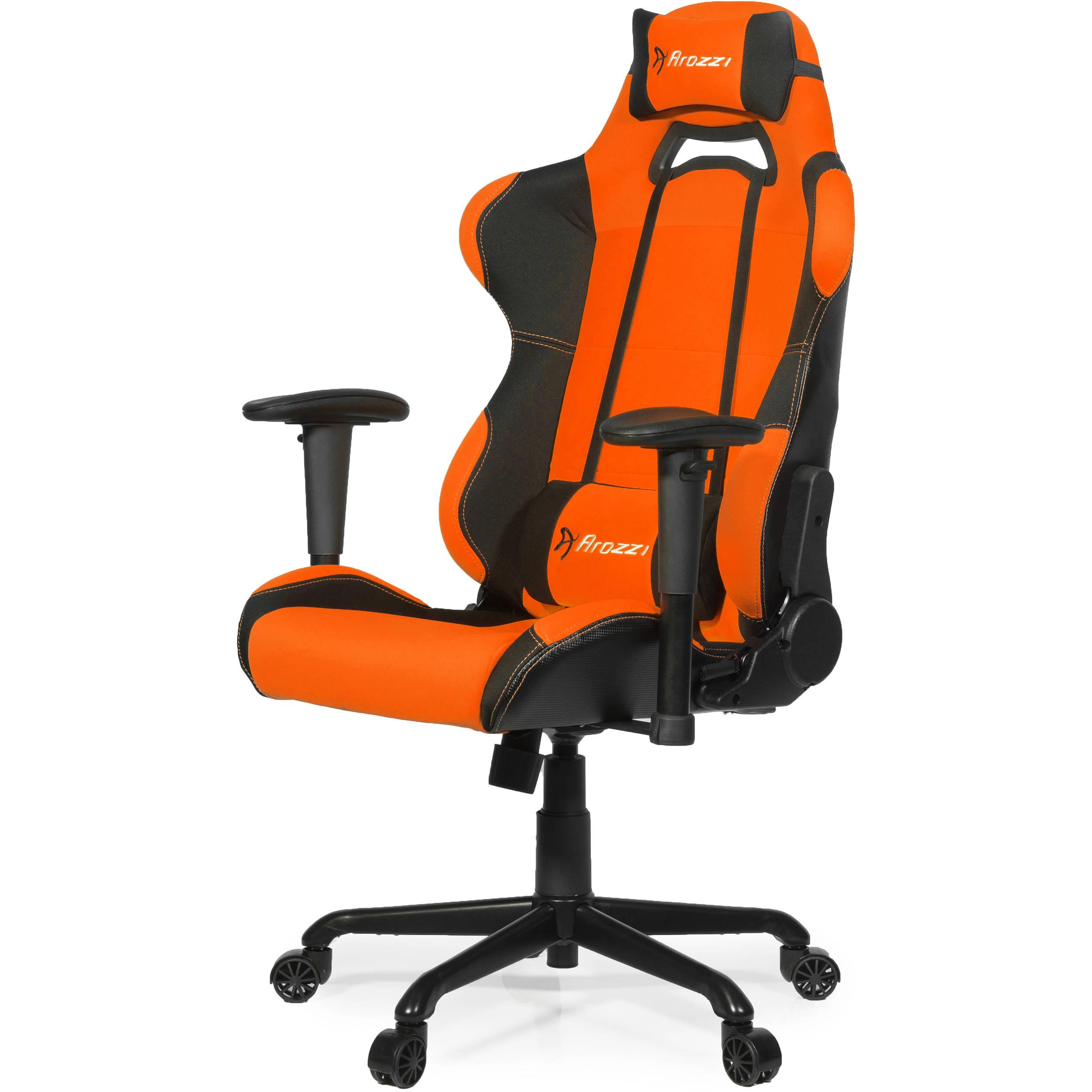 Arozzi Torretta Gaming Chair Orange ARTGCORN B&H Video