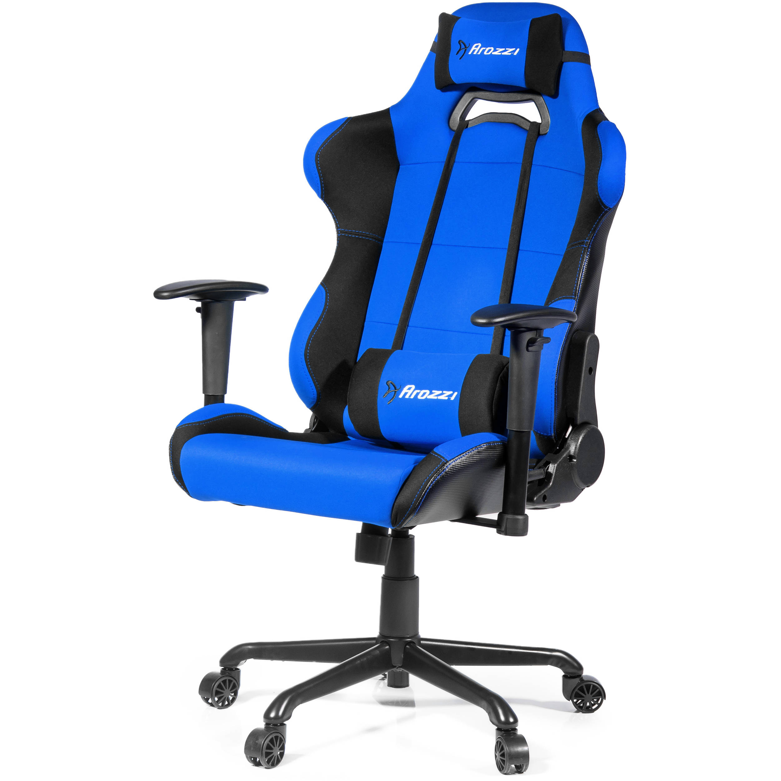 Arozzi Torretta XL Gaming Chair (Blue)  sc 1 st  Bu0026H & Arozzi Torretta XL Gaming Chair (Blue) TORRETTA-XLF-BL Bu0026H Photo