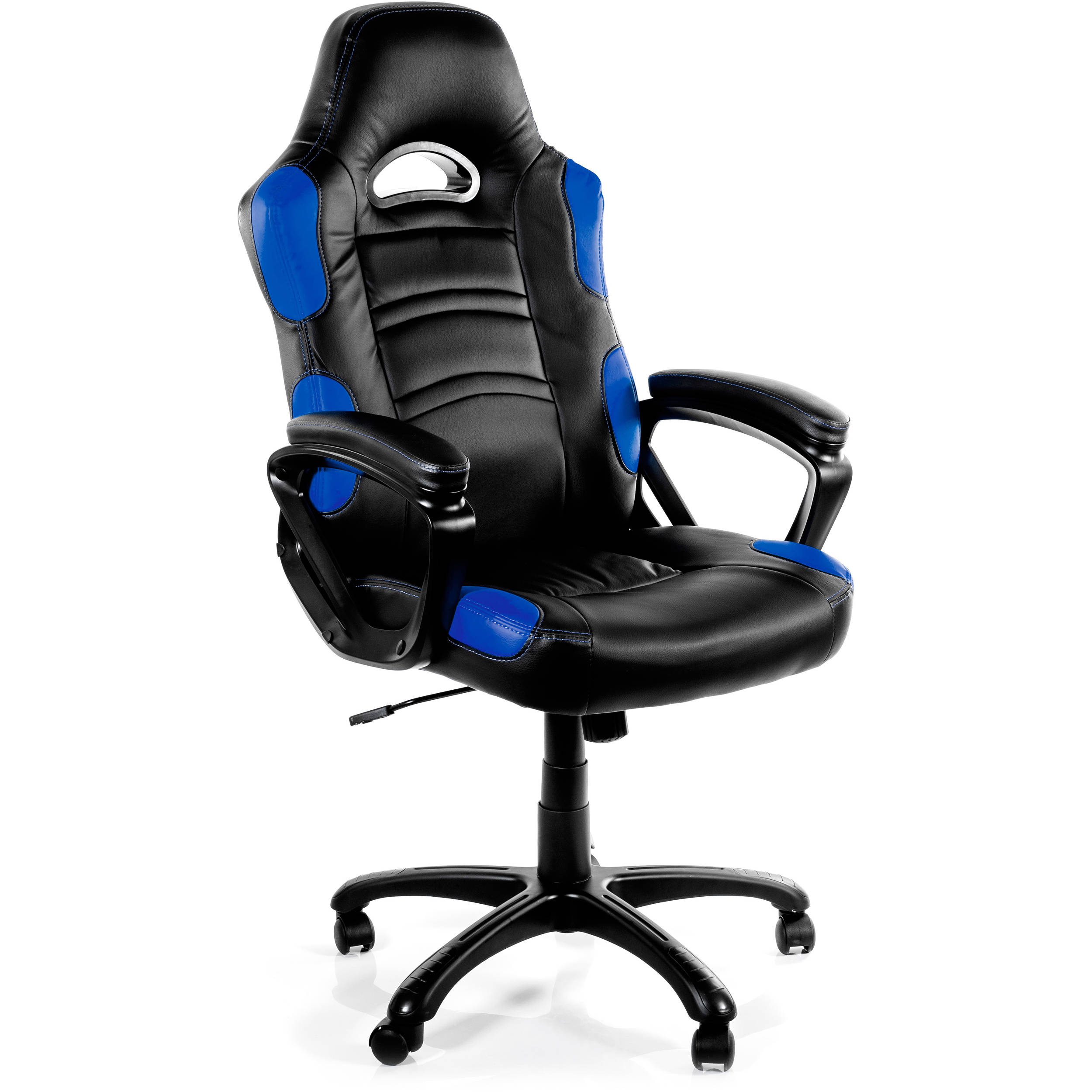 Arozzi Enzo Gaming Chair Blue ENZO BL B&H Video