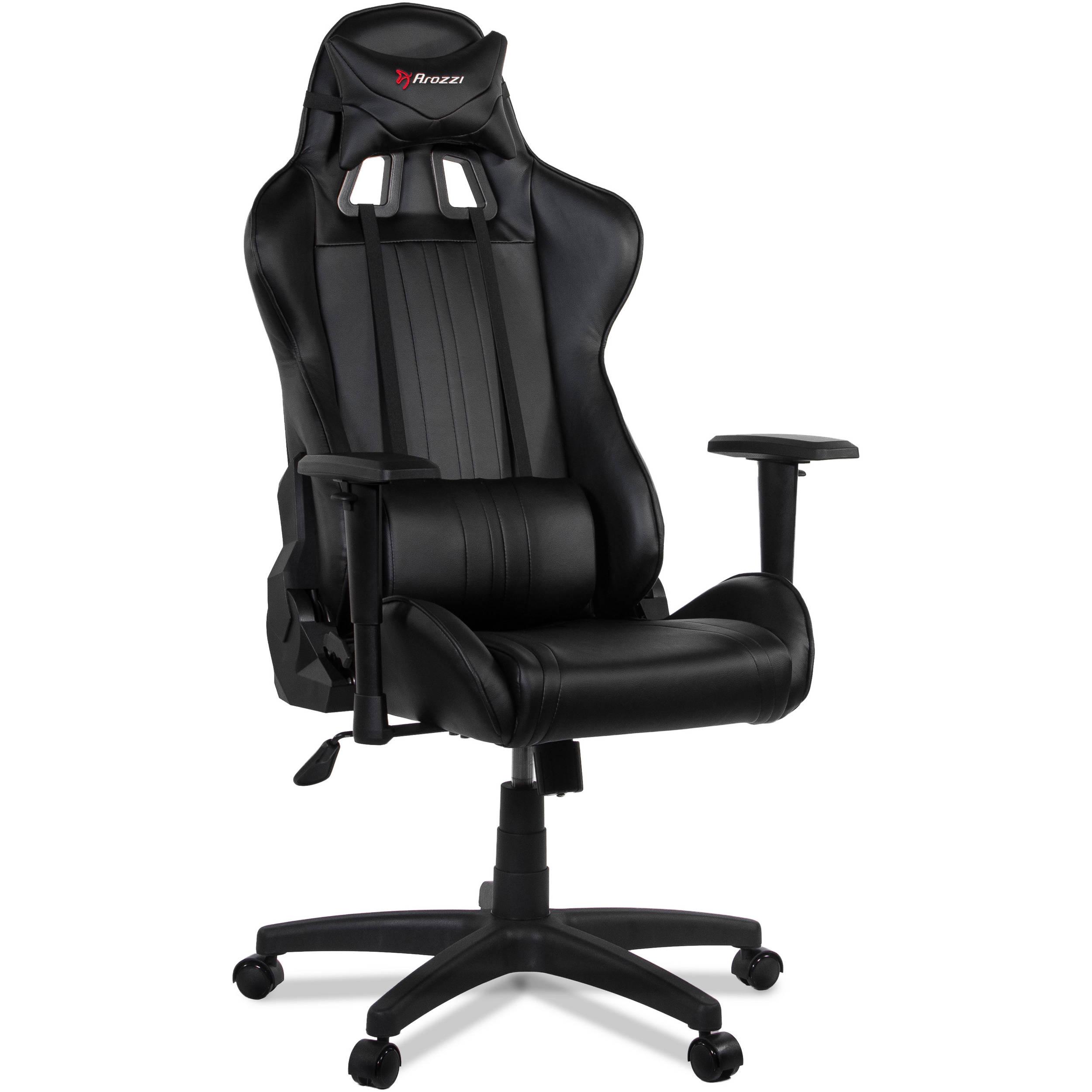 Arozzi Mezzo Gaming Chair Black MEZZO BK B&H Video