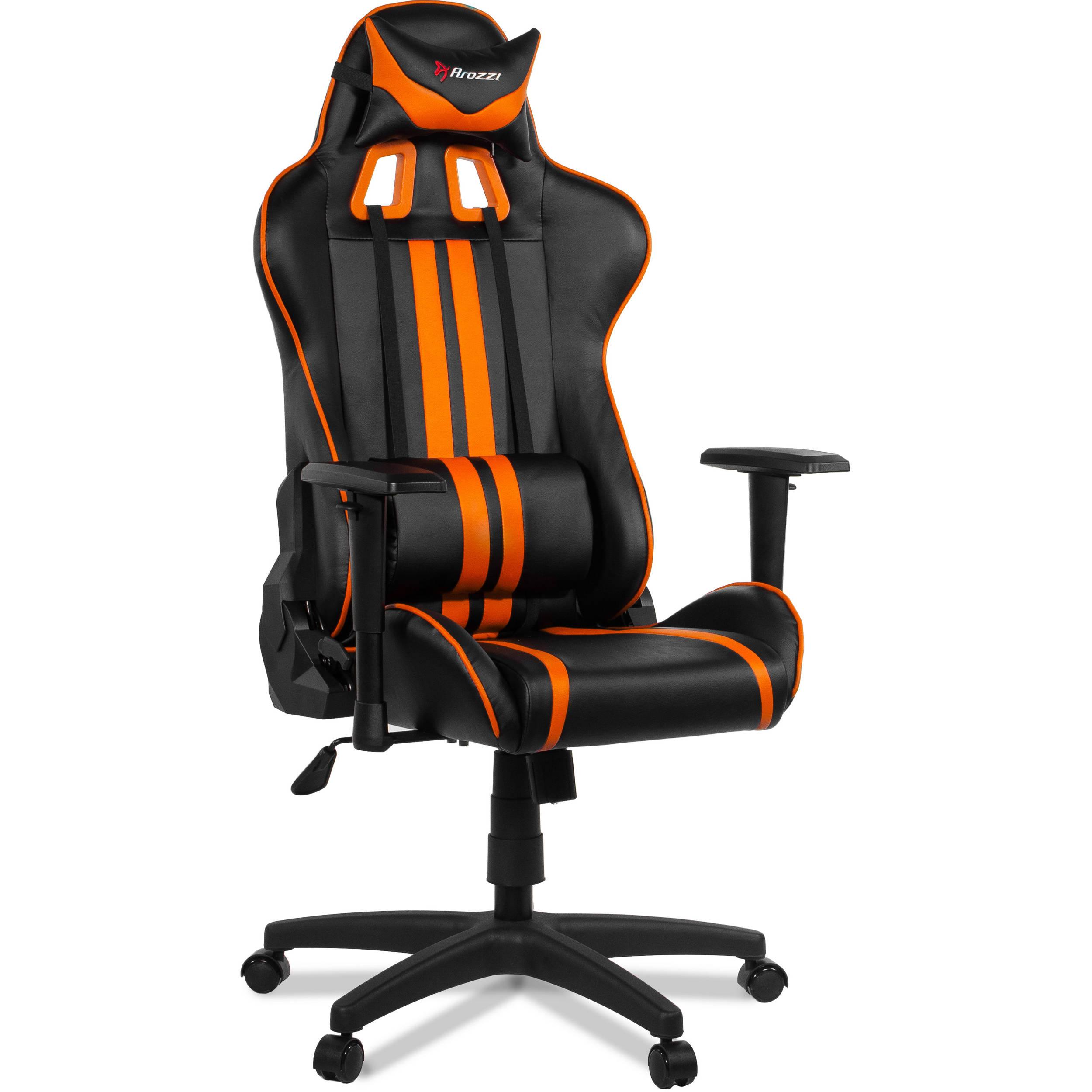 Arozzi Mezzo Gaming Chair Orange MEZZO OR B&H Video