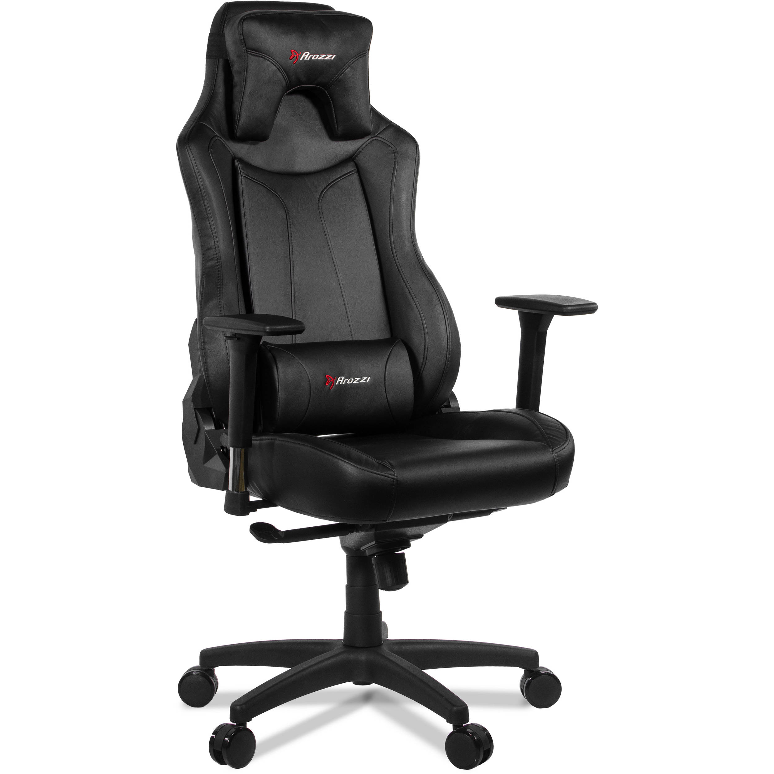 Arozzi Vernazza Gaming Chair Black VERNAZZA BK B&H Video