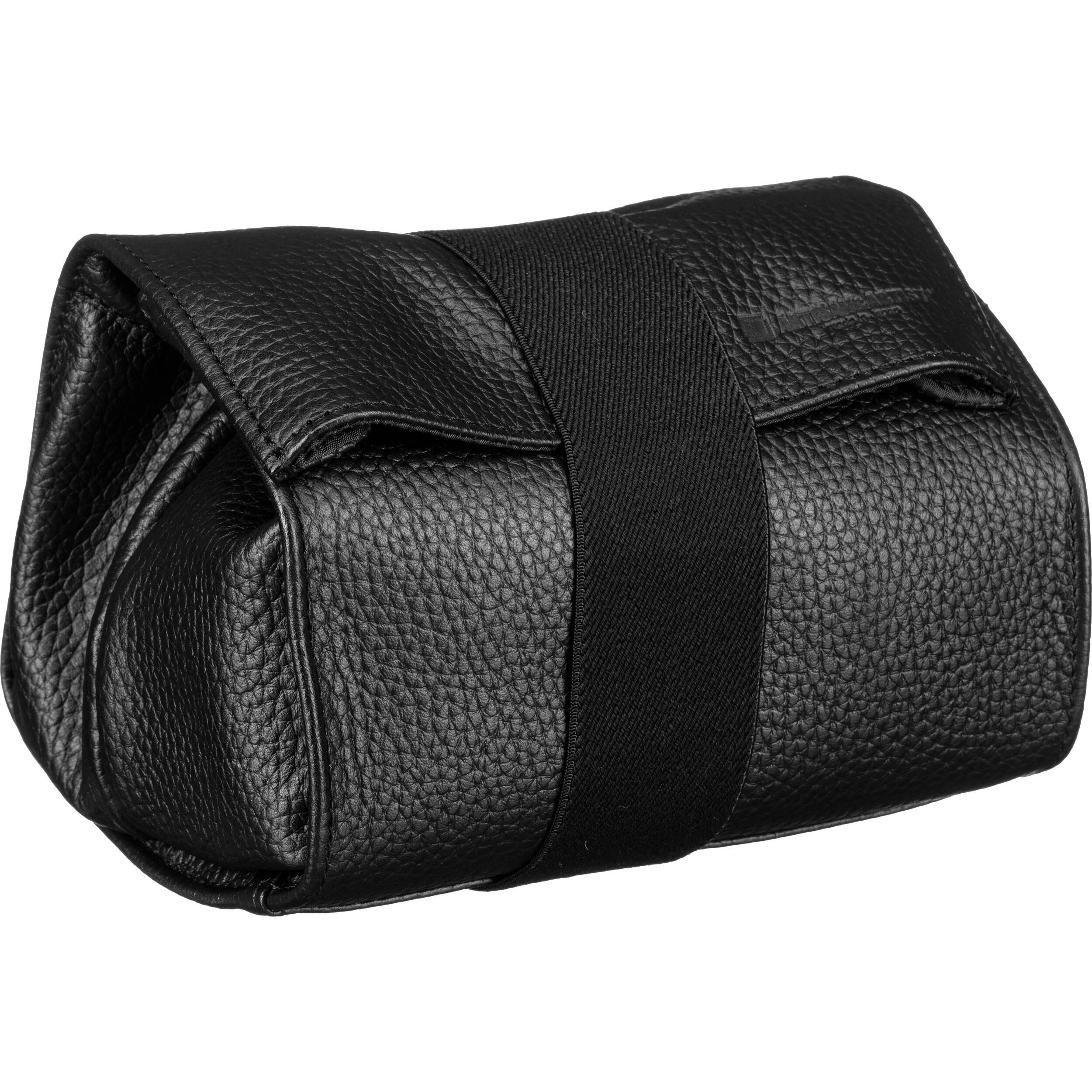 2258691ee013 Artisan   Artist ACAM-78 Soft Leather Pouch (Black) ACAM78BLK
